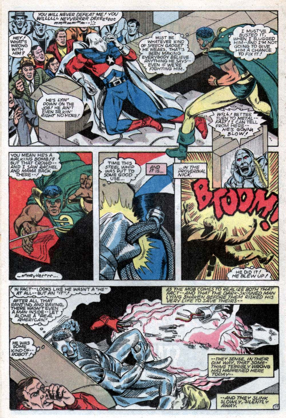 Read online All-Star Squadron comic -  Issue #40 - 18