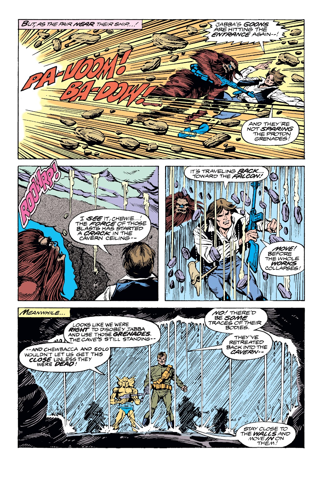 Read online Star Wars Legends: The Original Marvel Years - Epic Collection comic -  Issue # TPB 2 (Part 1) - 86
