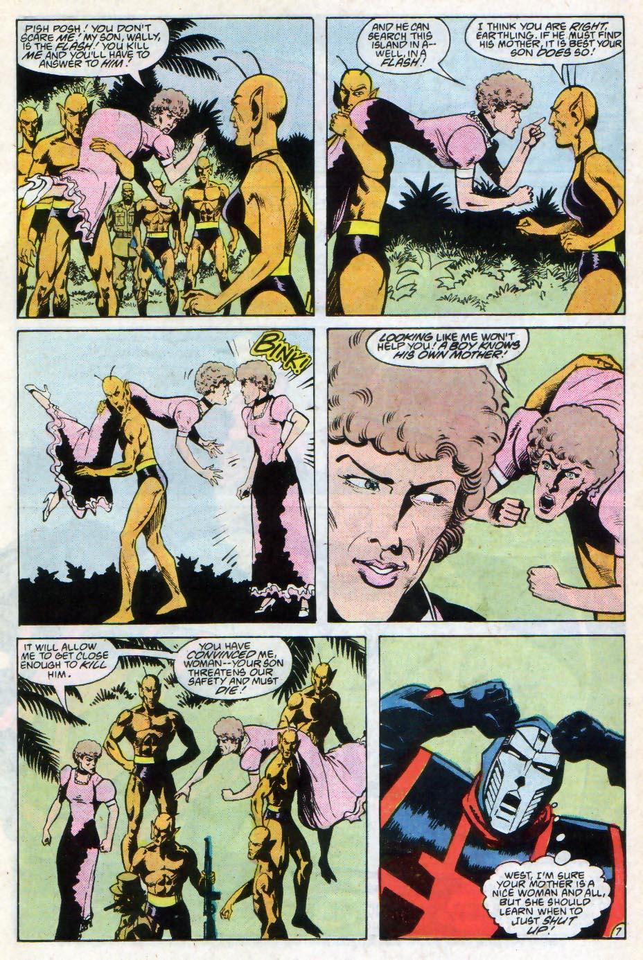Manhunter (1988) issue 9 - Page 8