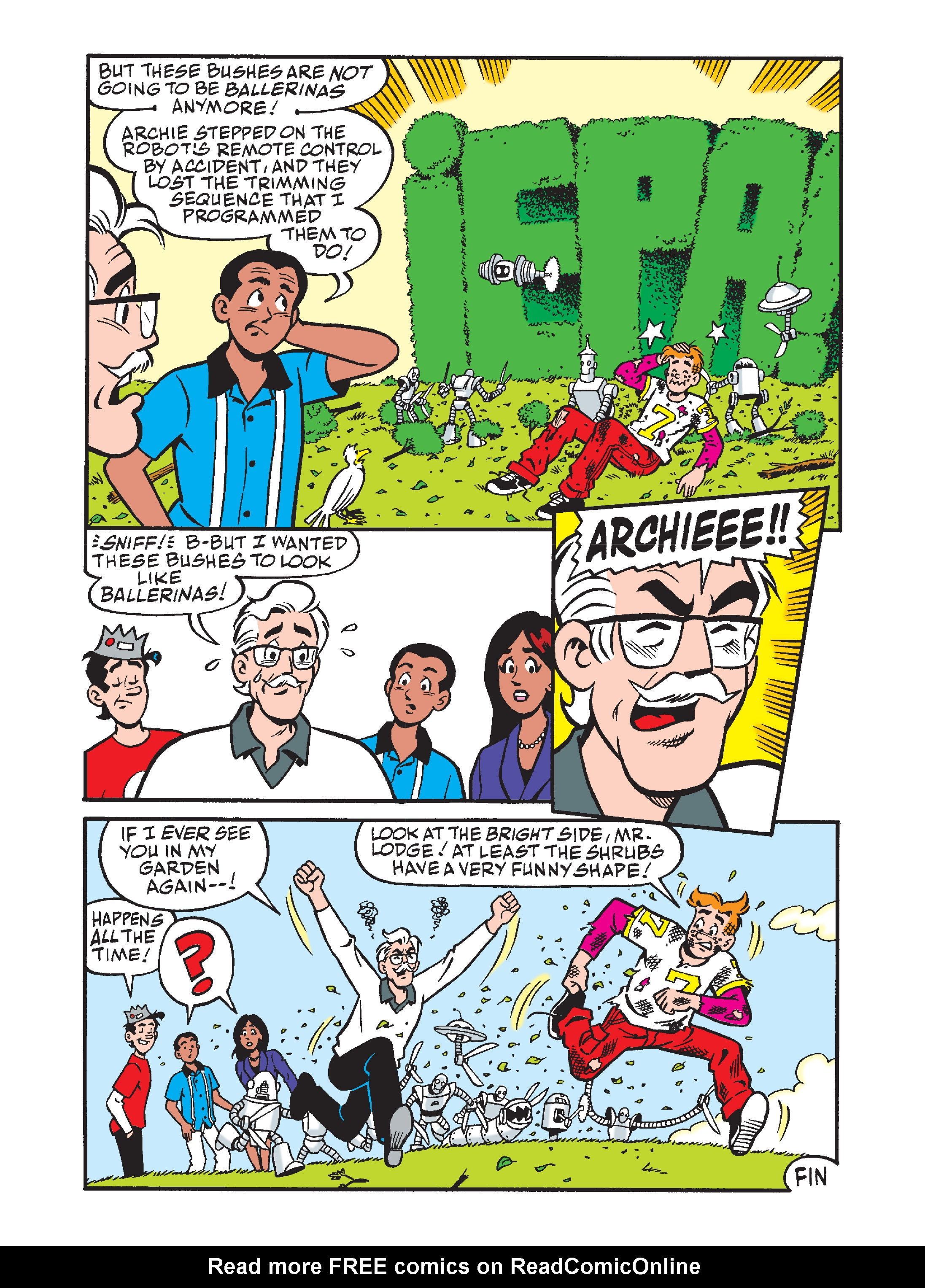 Read online Archie's Funhouse Double Digest comic -  Issue #7 - 89