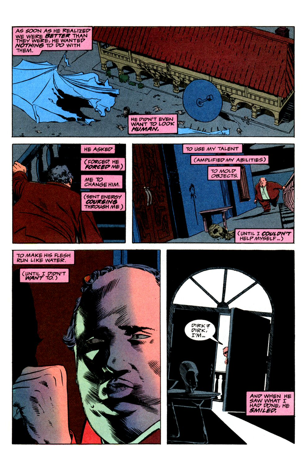 Read online Powerline comic -  Issue #2 - 3