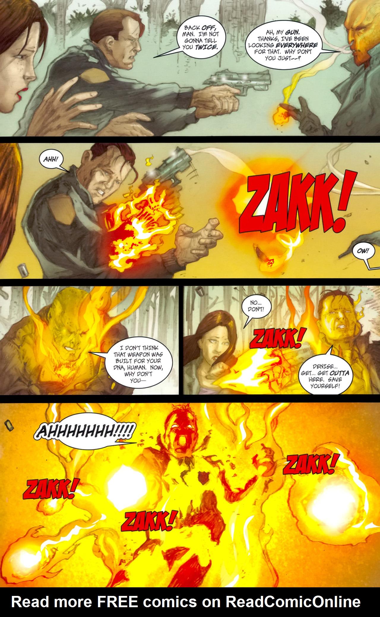 Read online Phoenix comic -  Issue #5 - 22