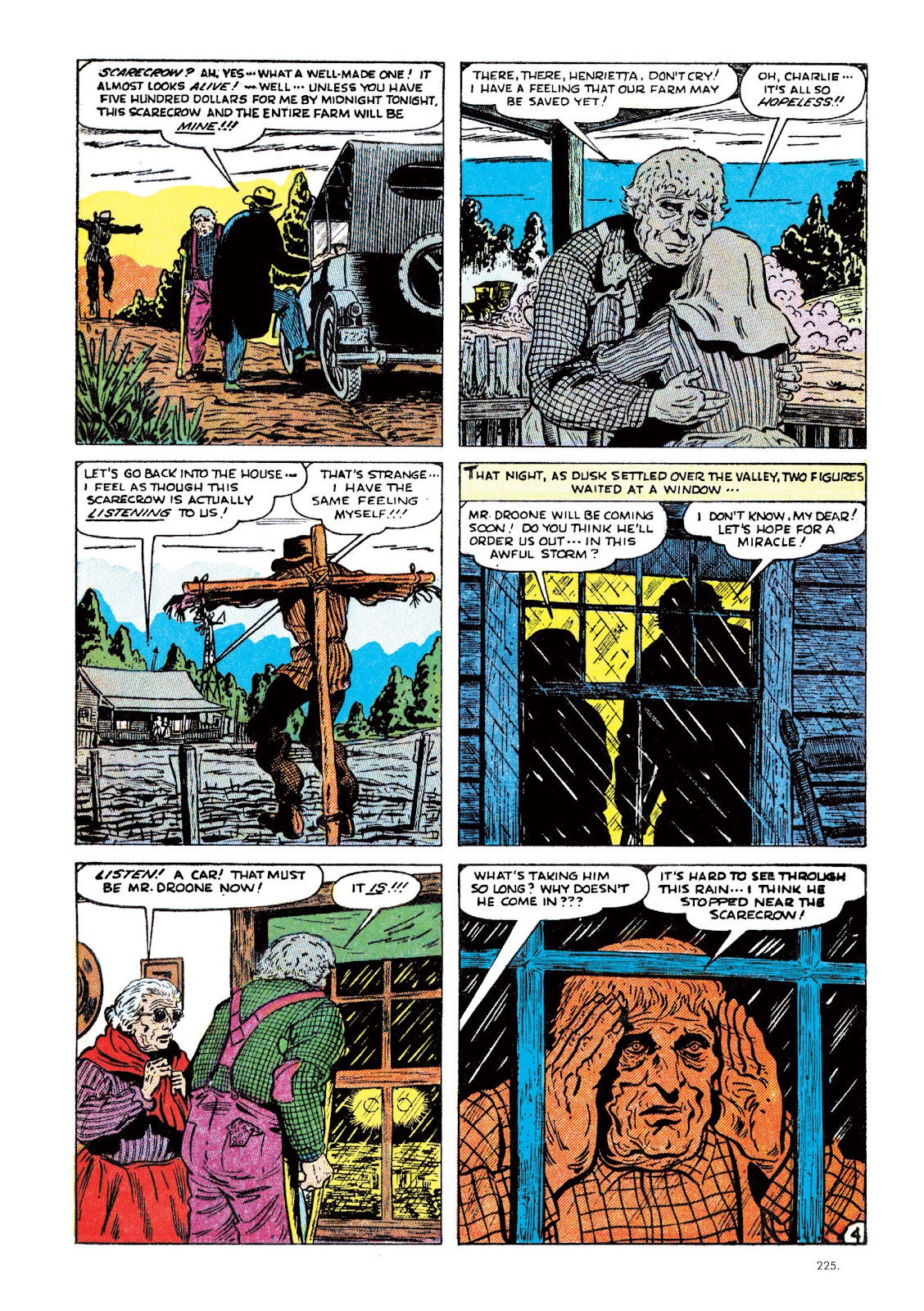 Read online The Bill Everett Archives comic -  Issue # TPB 2 (Part 3) - 23