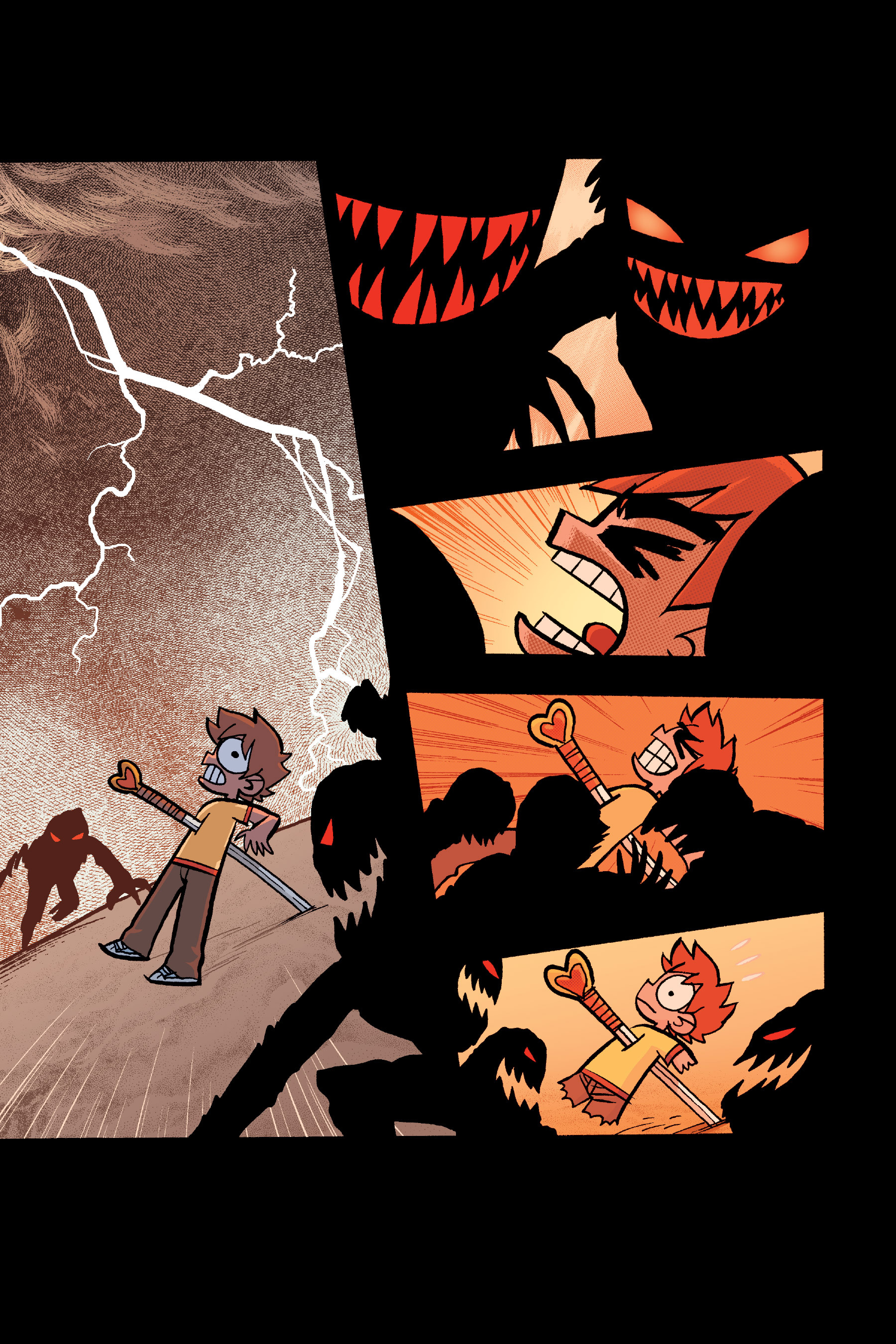 Read online Scott Pilgrim comic -  Issue #6 - 26