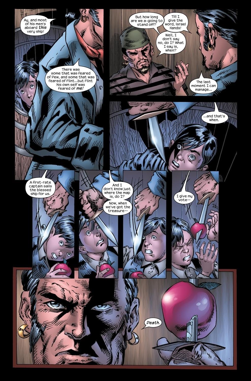 Read online Treasure Island comic -  Issue #2 - 21