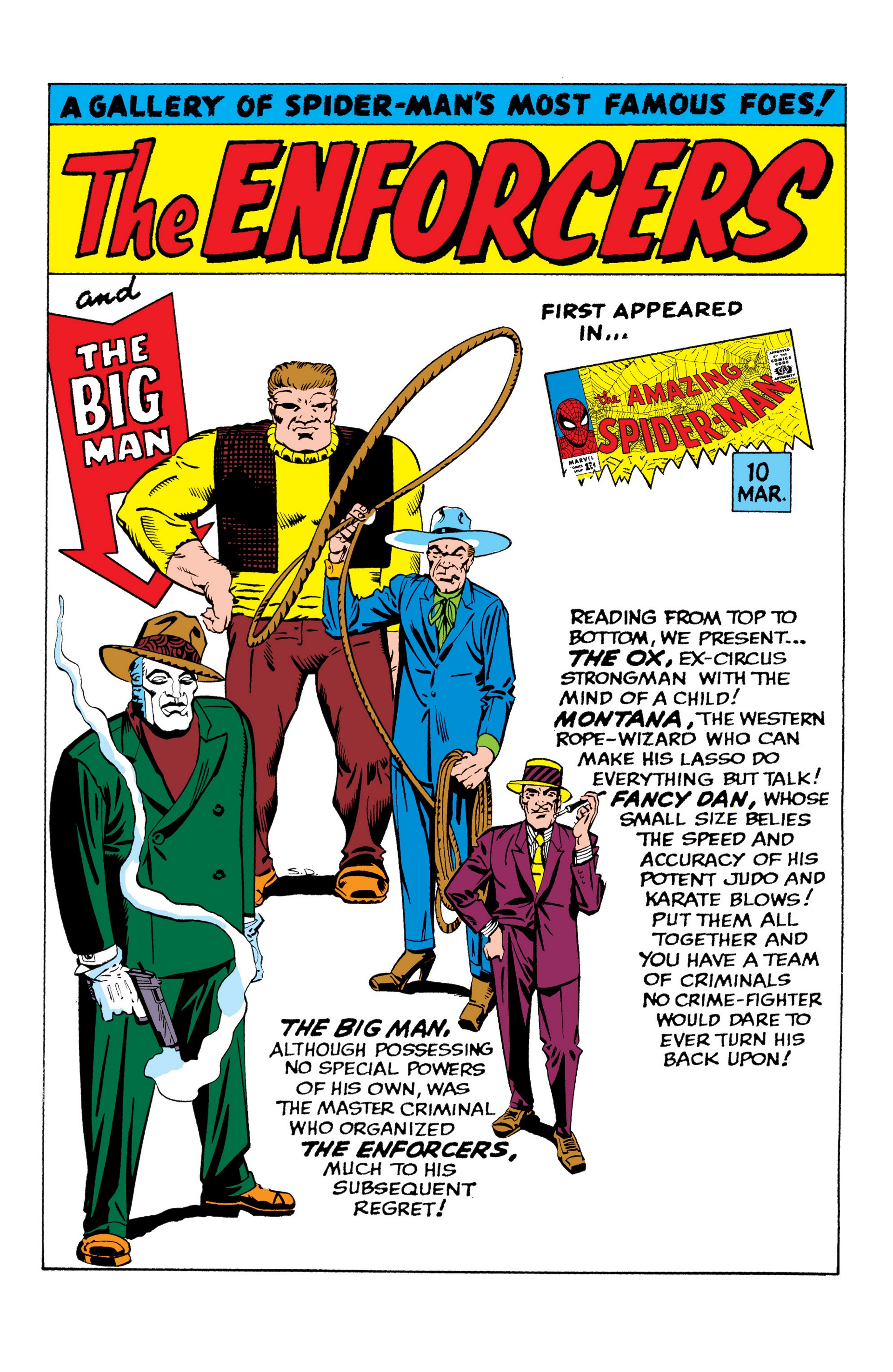 The Amazing Spider-Man (1963) _Annual_1 Page 52