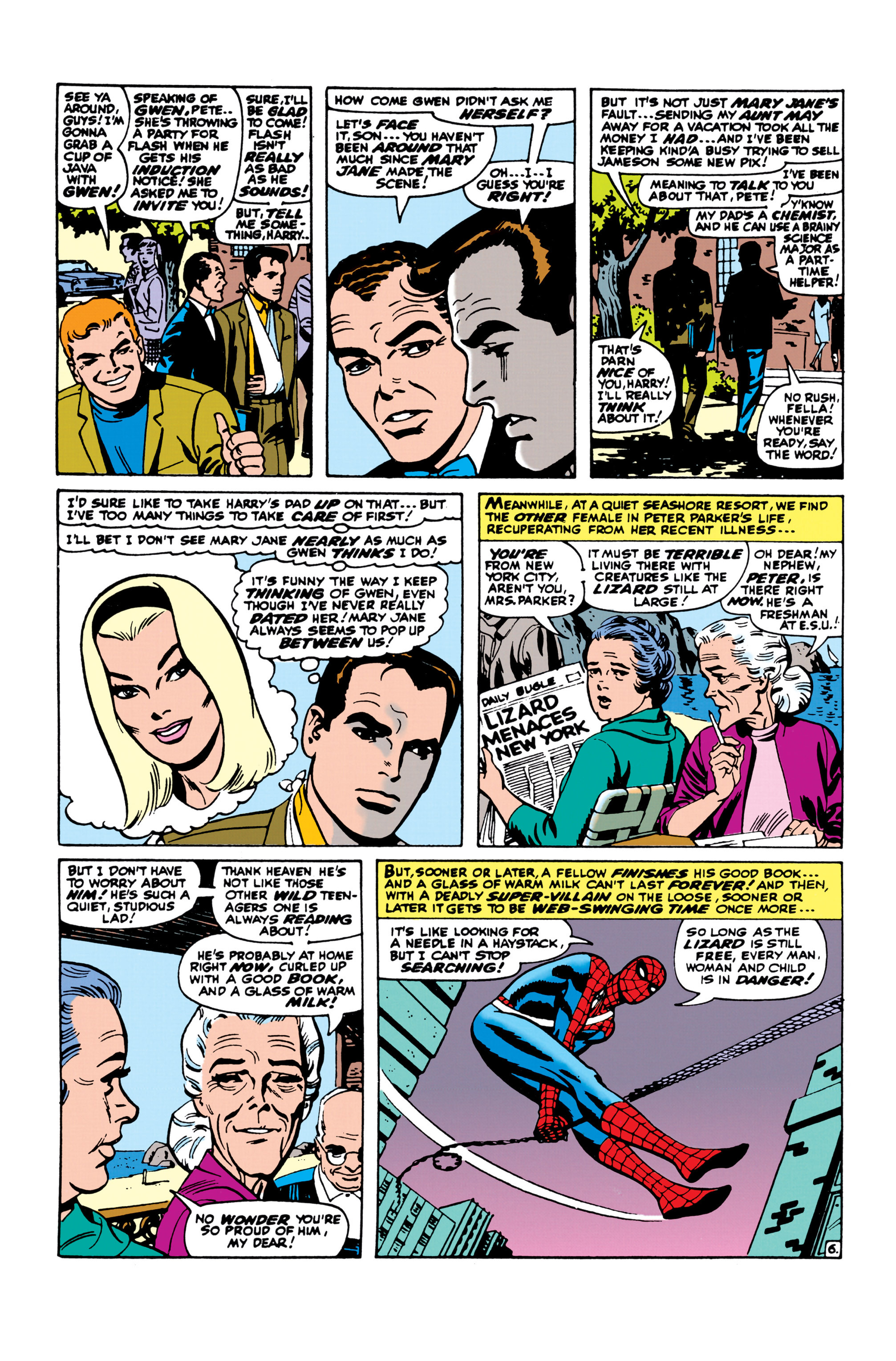 The Amazing Spider-Man (1963) 45 Page 6