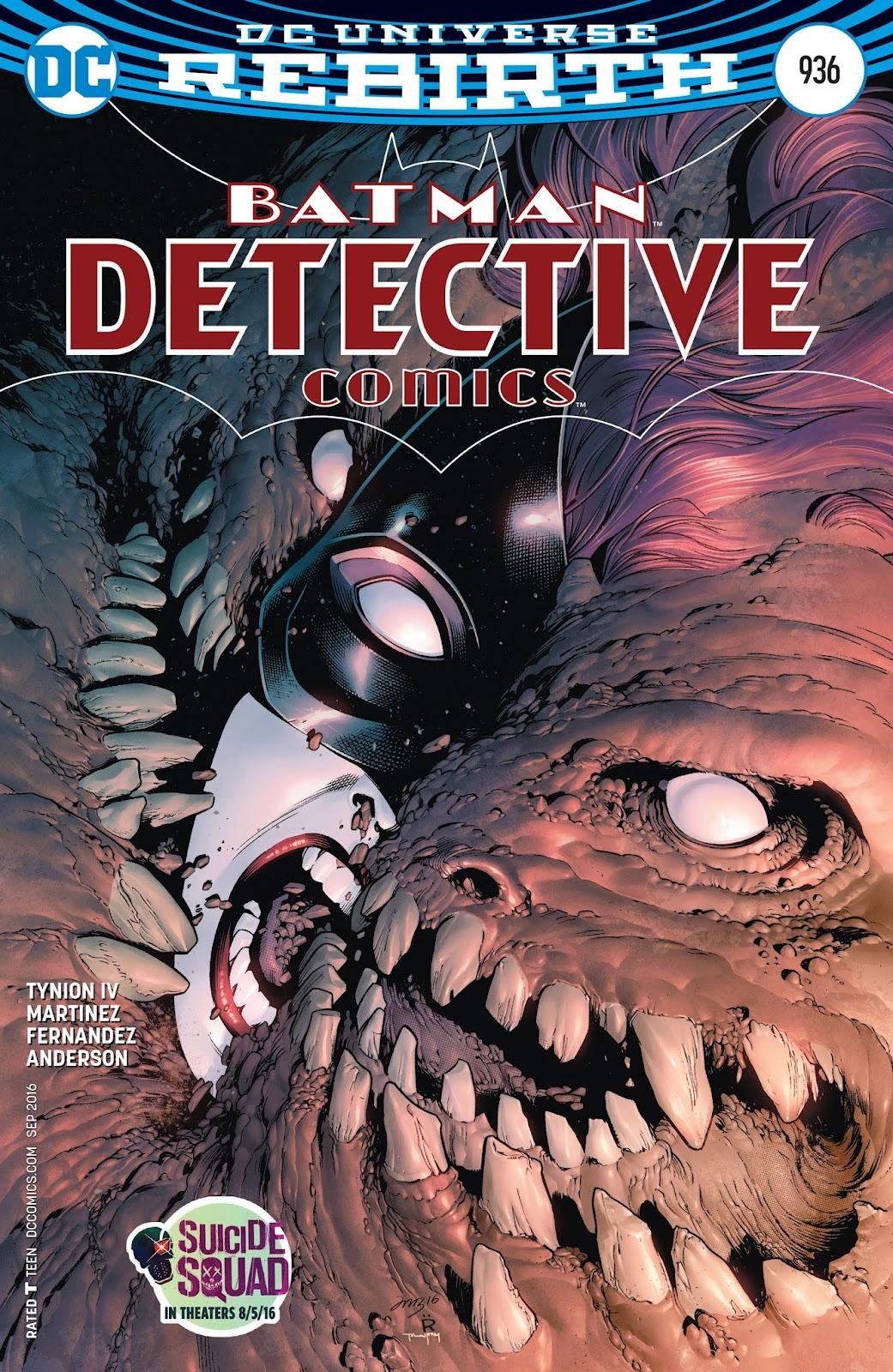 Detective Comics (1937) 936 Page 1