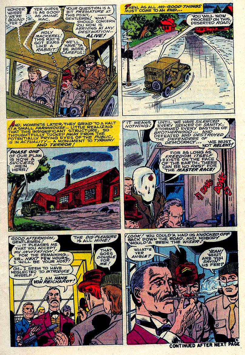 Read online Sgt. Fury comic -  Issue #84 - 9