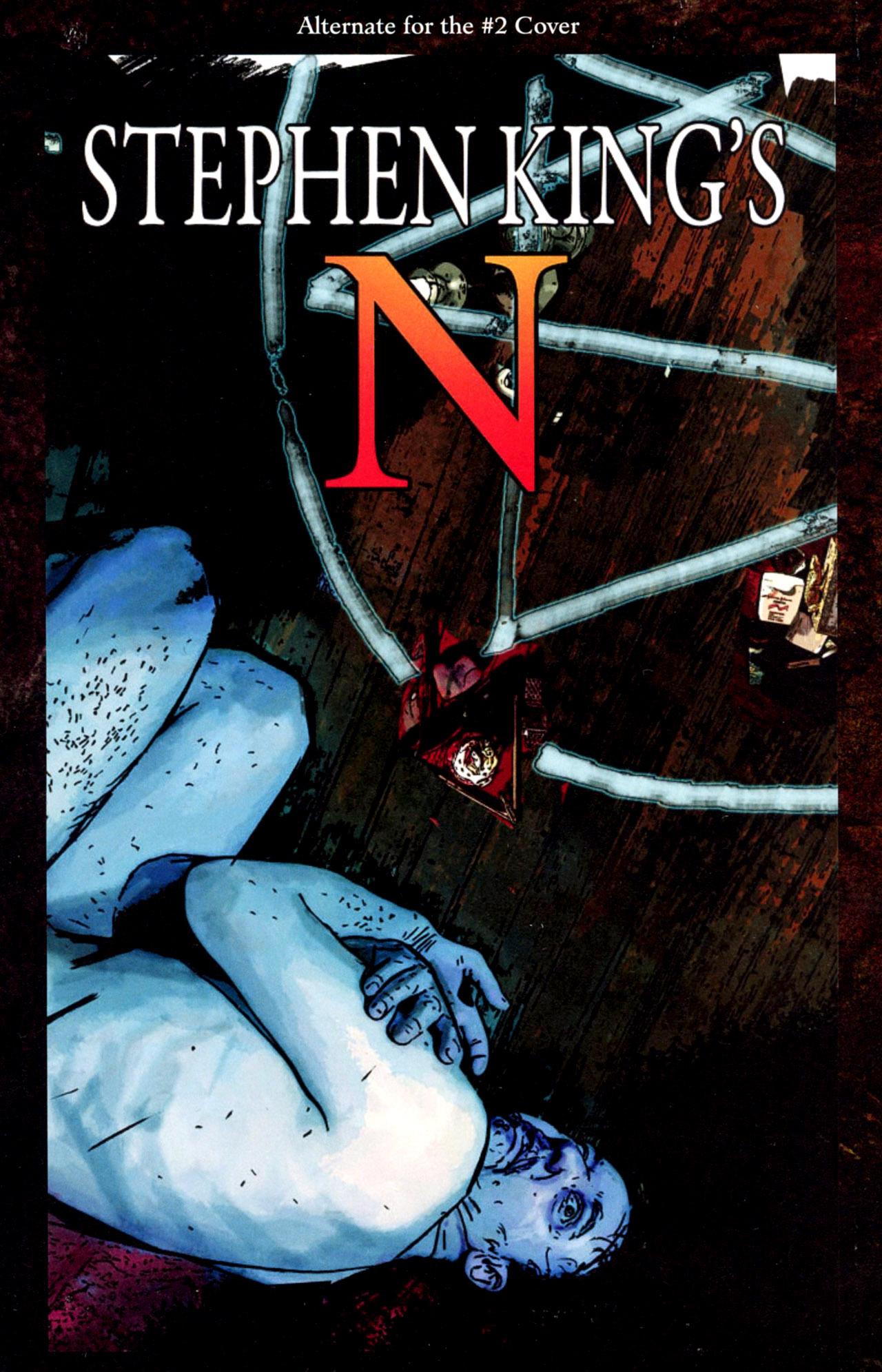 Read online Stephen King's N. comic -  Issue #2 - 34