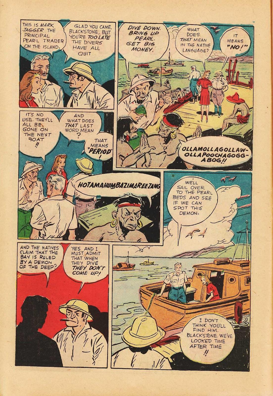 Super-Magician Comics issue 22 - Page 18