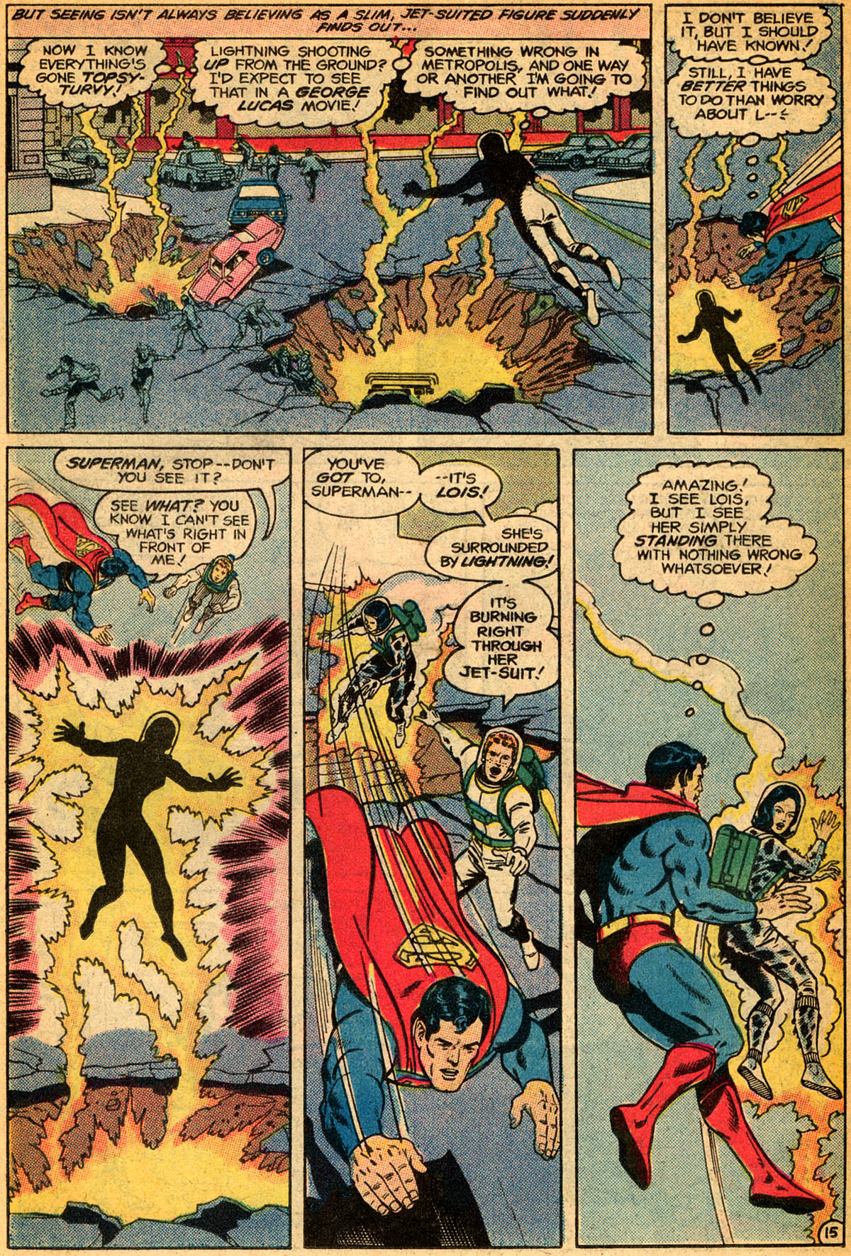 Read online Action Comics (1938) comic -  Issue #529 - 16