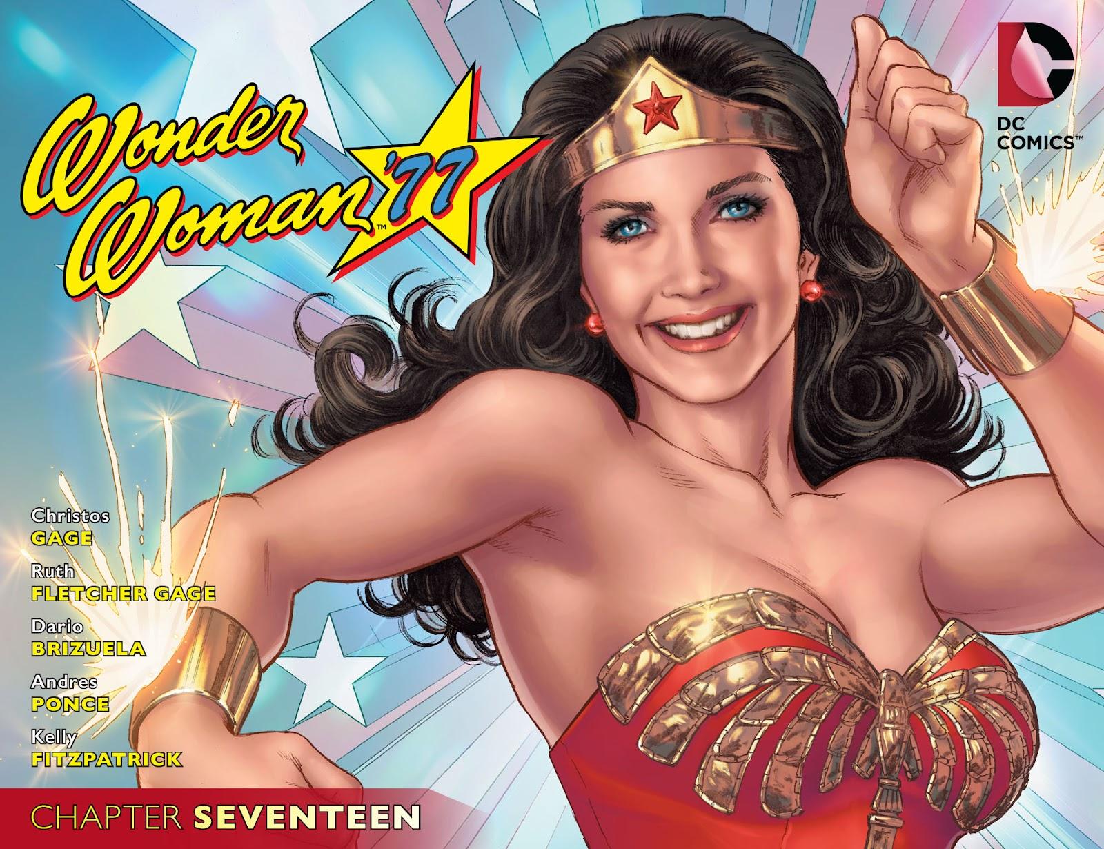 Wonder Woman 77 [I] 17 Page 1