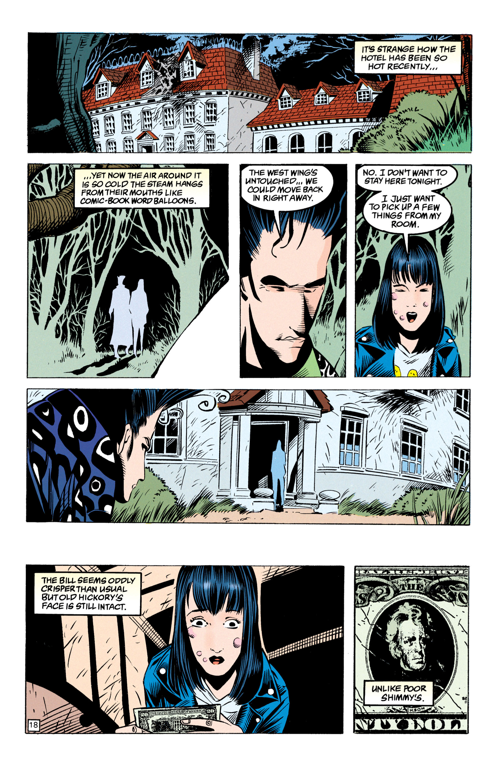 Read online Shade, the Changing Man comic -  Issue #49 - 19