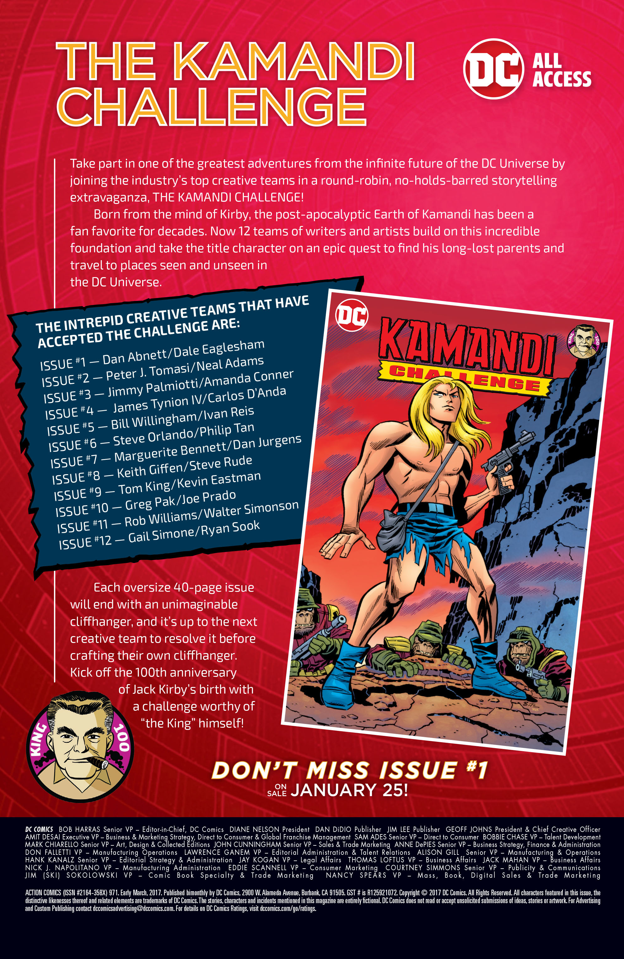 Read online Action Comics (2016) comic -  Issue #971 - 25