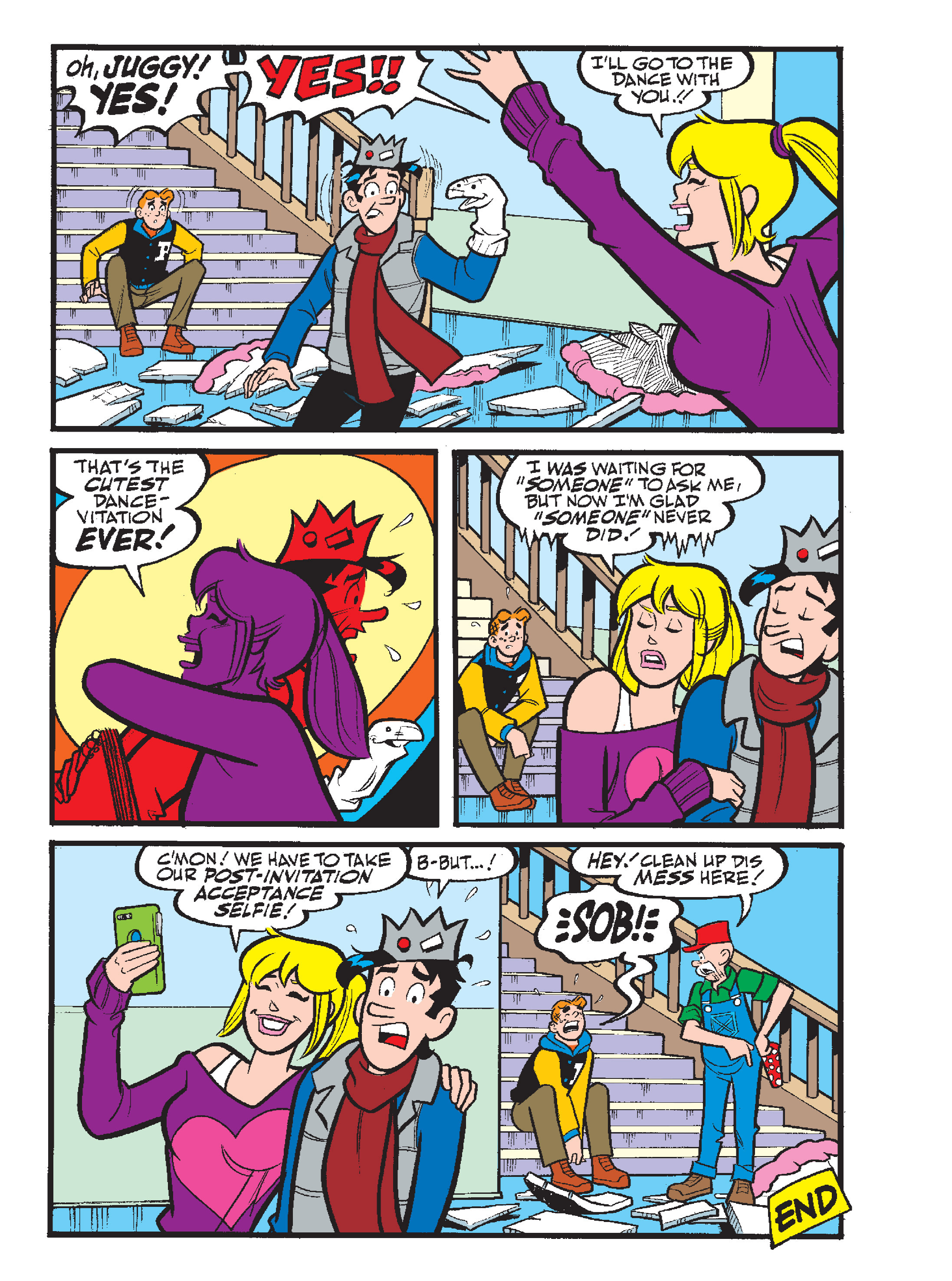 Read online World of Archie Double Digest comic -  Issue #55 - 13