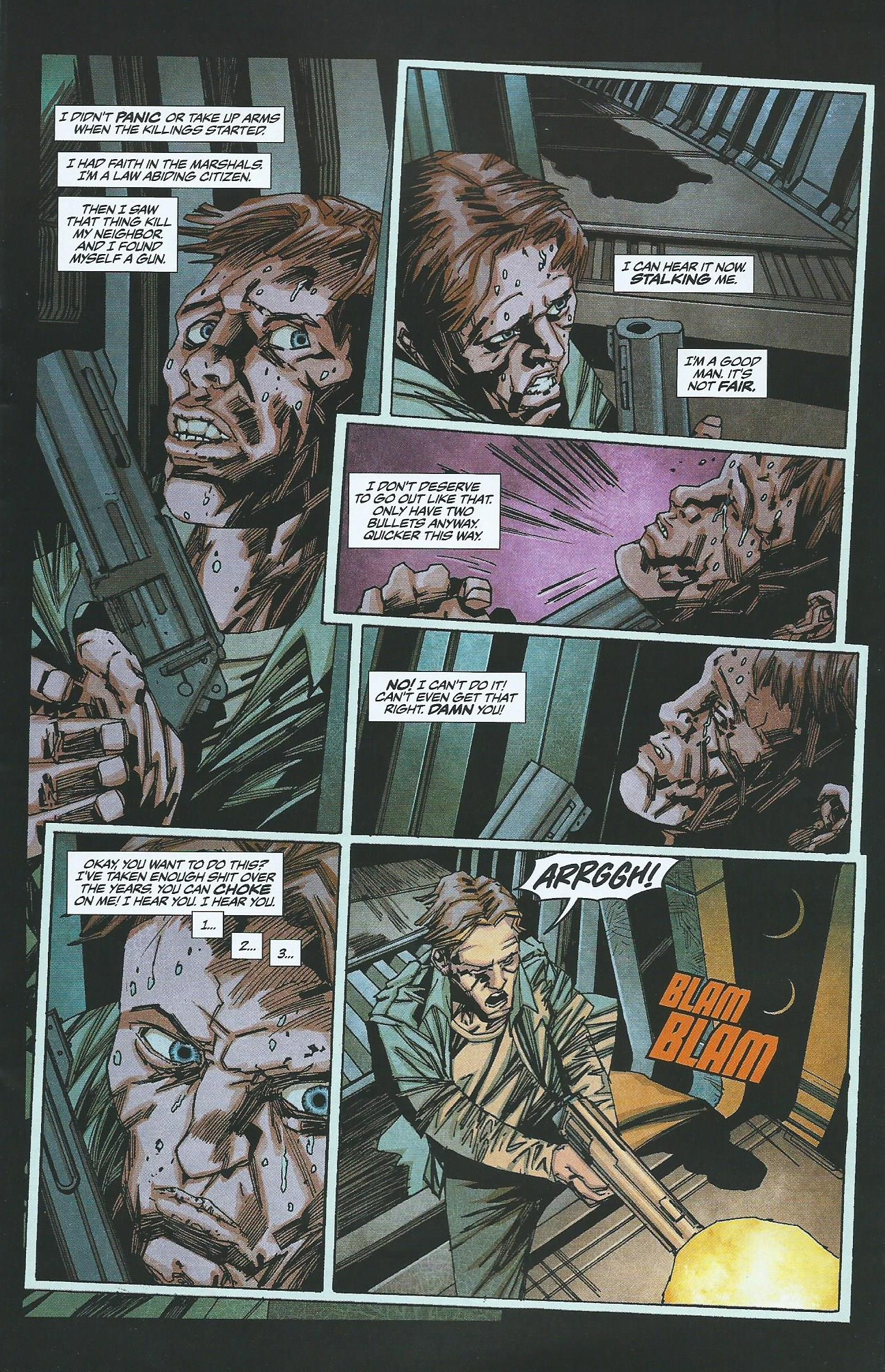 Read online Alien: Isolation comic -  Issue # Full - 10
