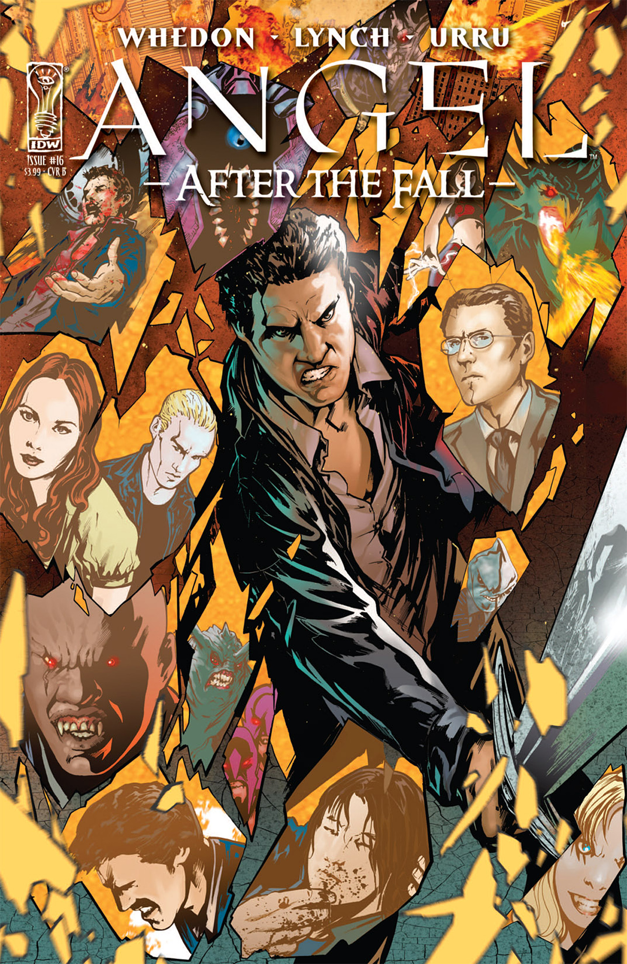 Read online Angel: After The Fall comic -  Issue #16 - 2