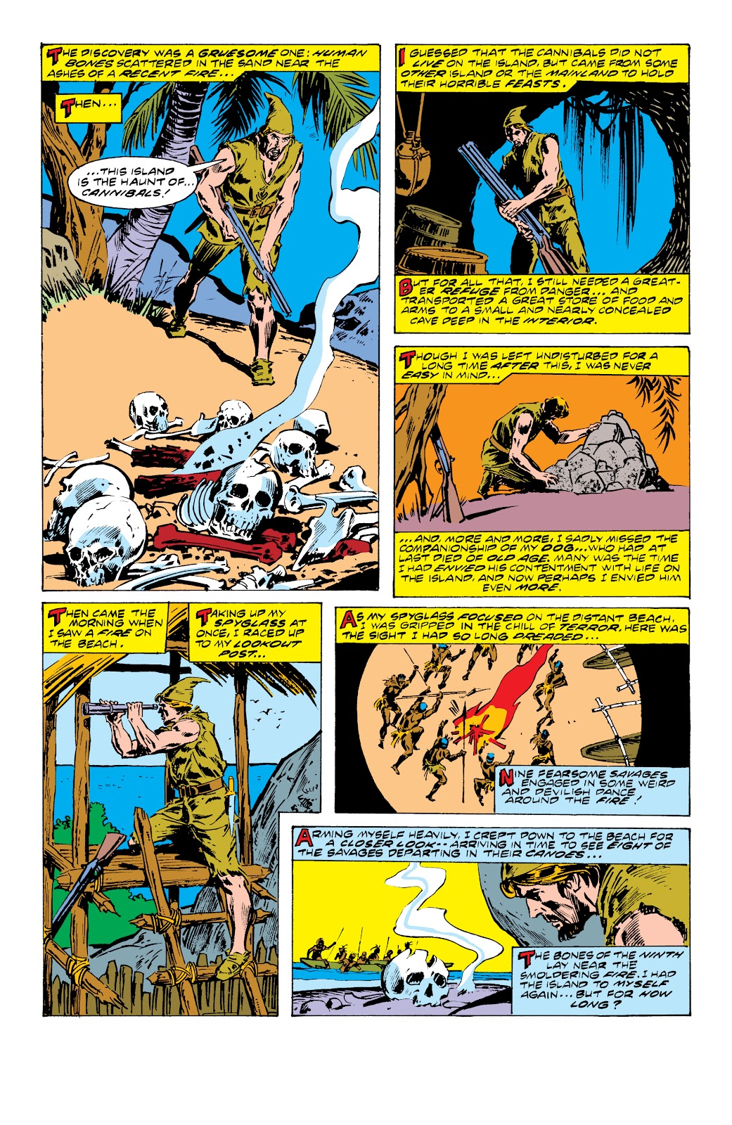 Marvel Classics Comics Series Featuring issue 19 - Page 30