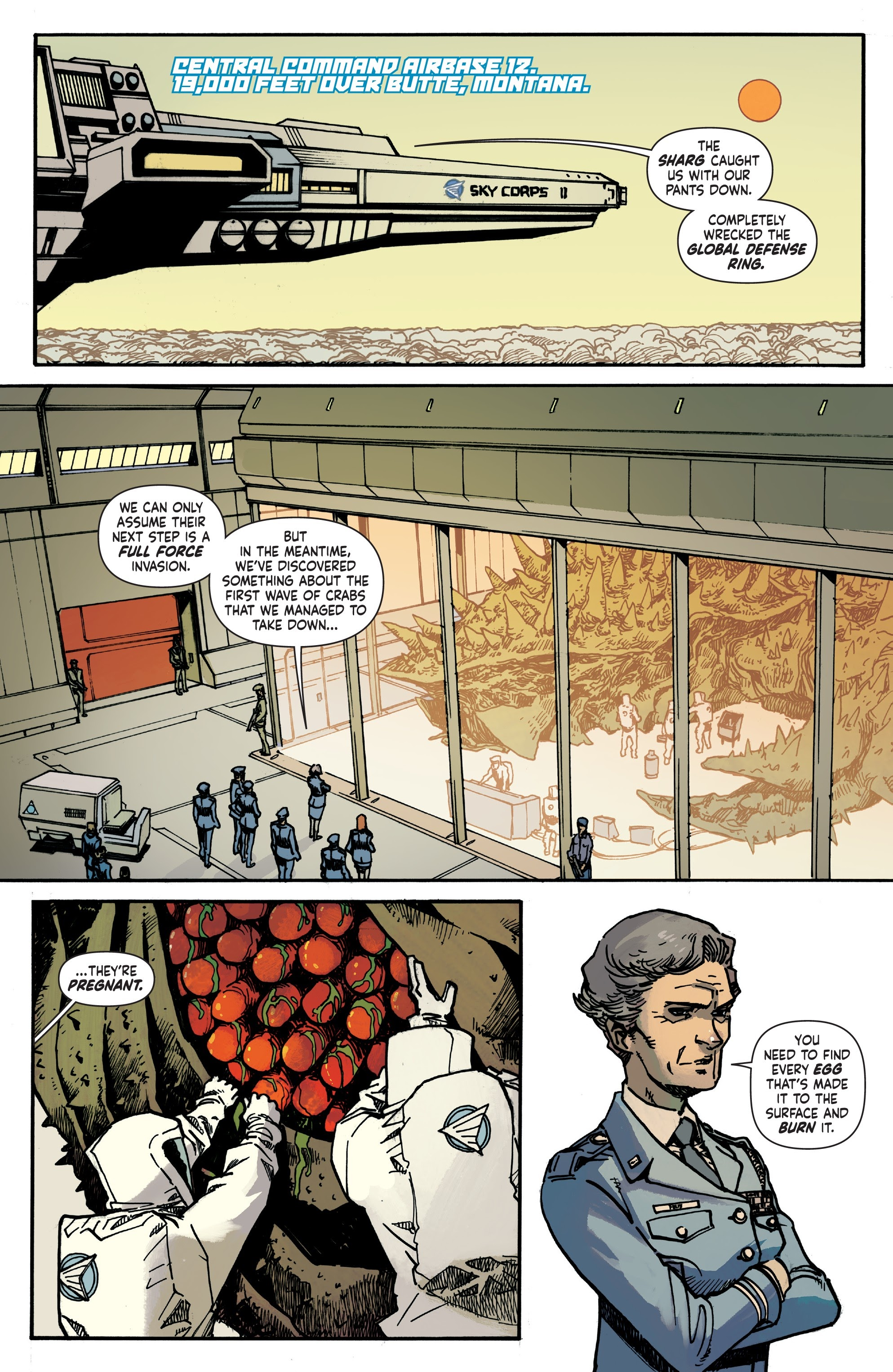 Mech Cadet Yu #_TPB_2 #15 - English 6