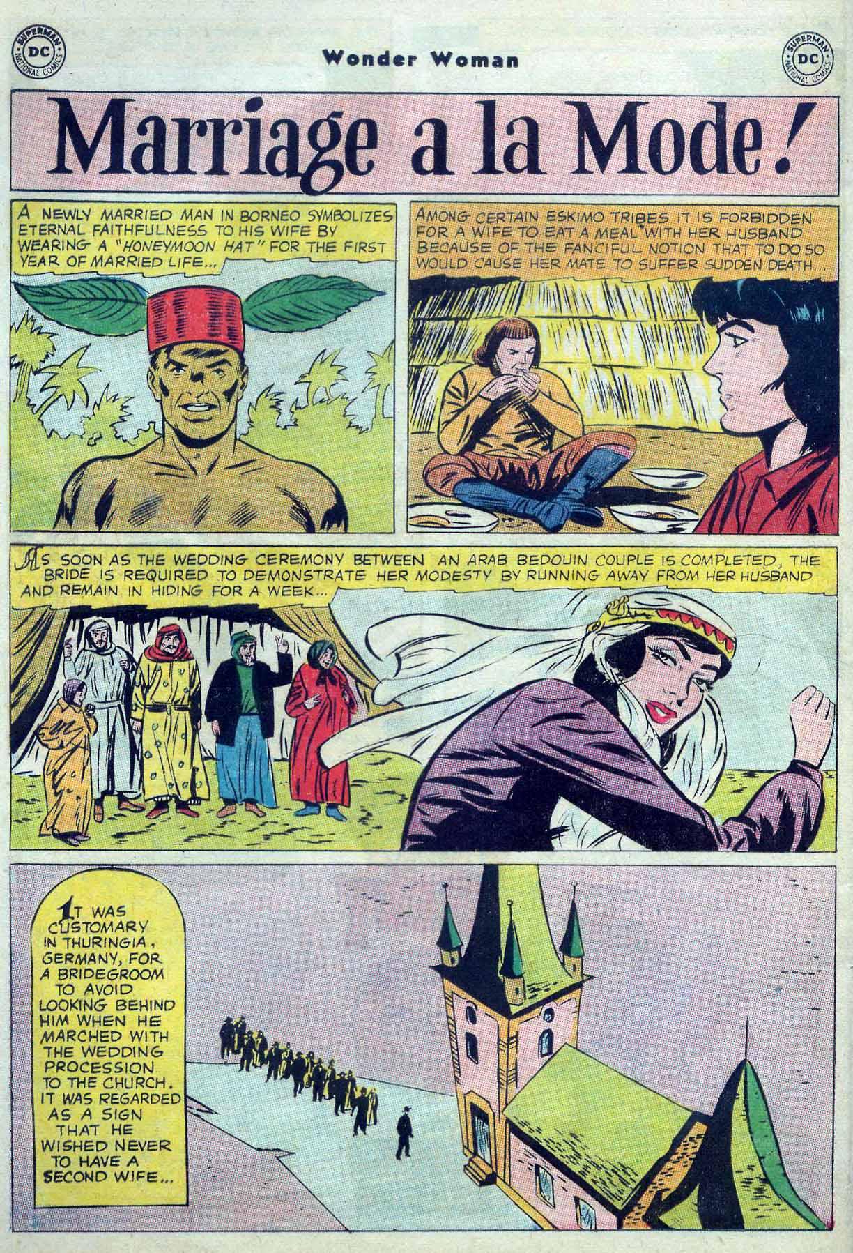 Read online Wonder Woman (1942) comic -  Issue #137 - 32