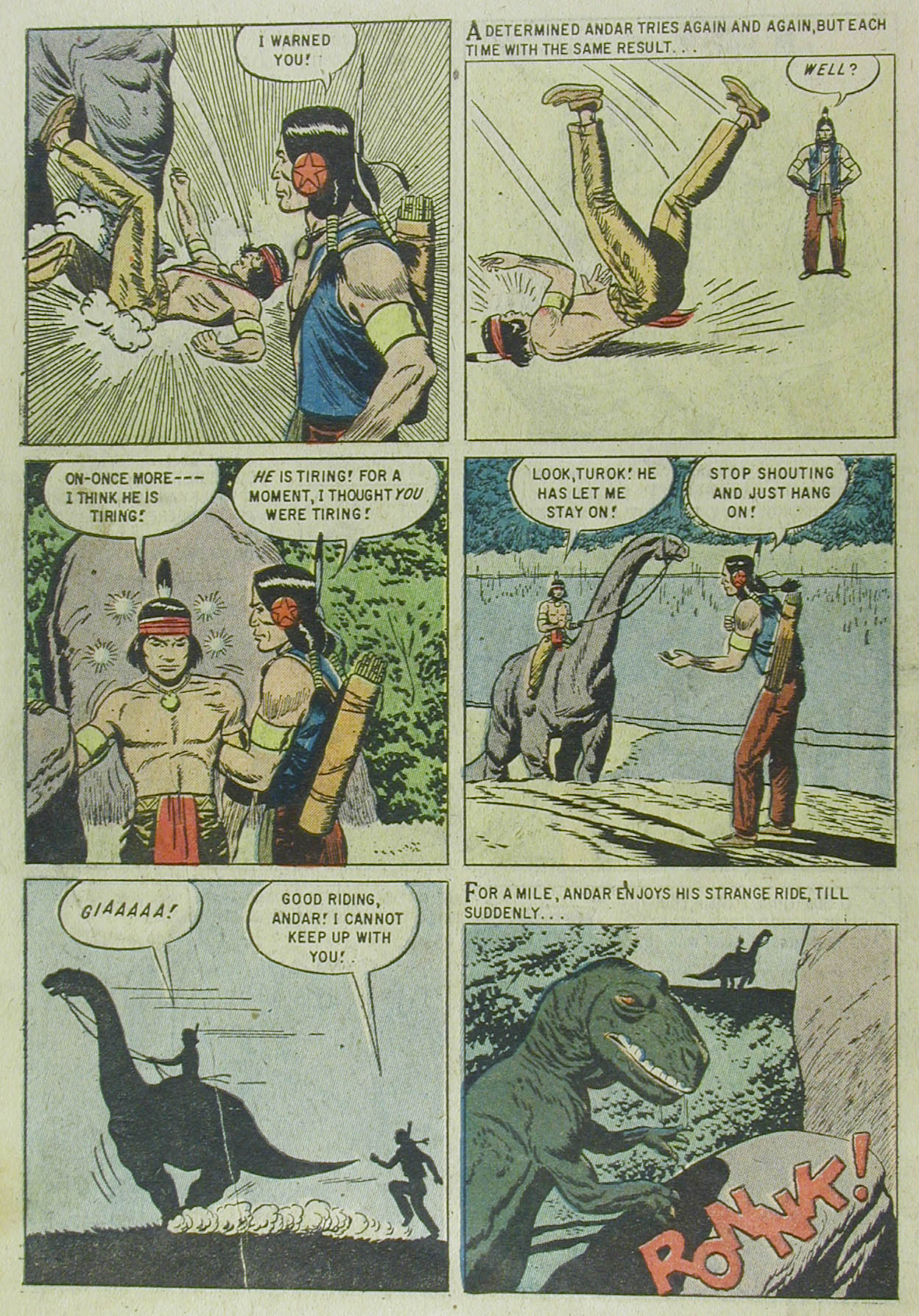 Read online Turok, Son of Stone comic -  Issue #13 - 30