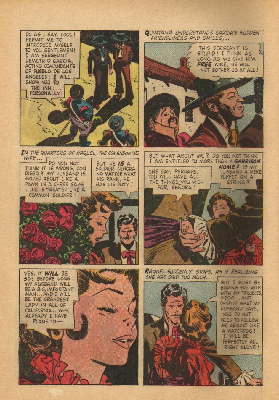 Zorro (1966) issue 2 - Page 8