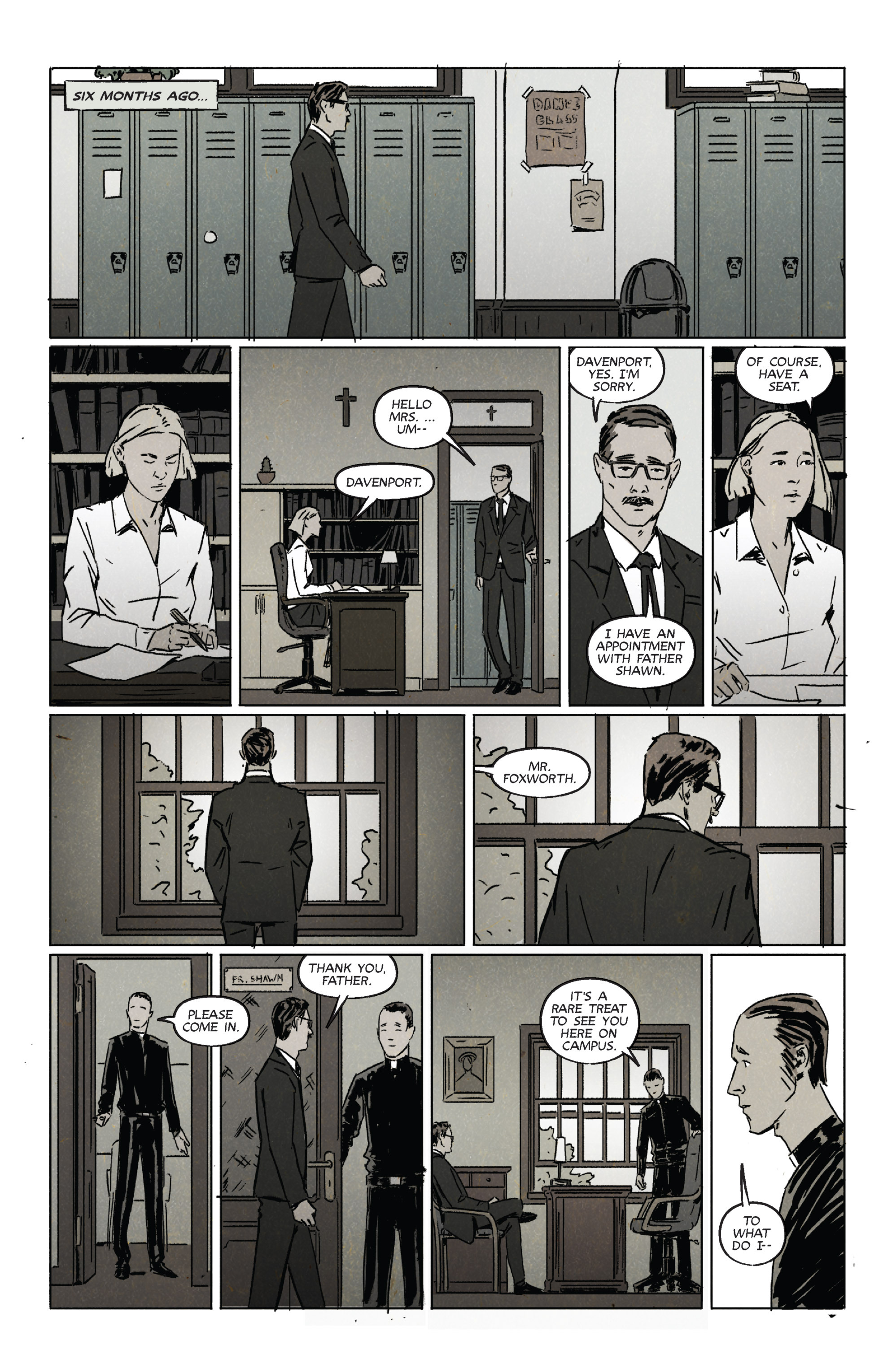 Read online Night Owl Society comic -  Issue #2 - 17