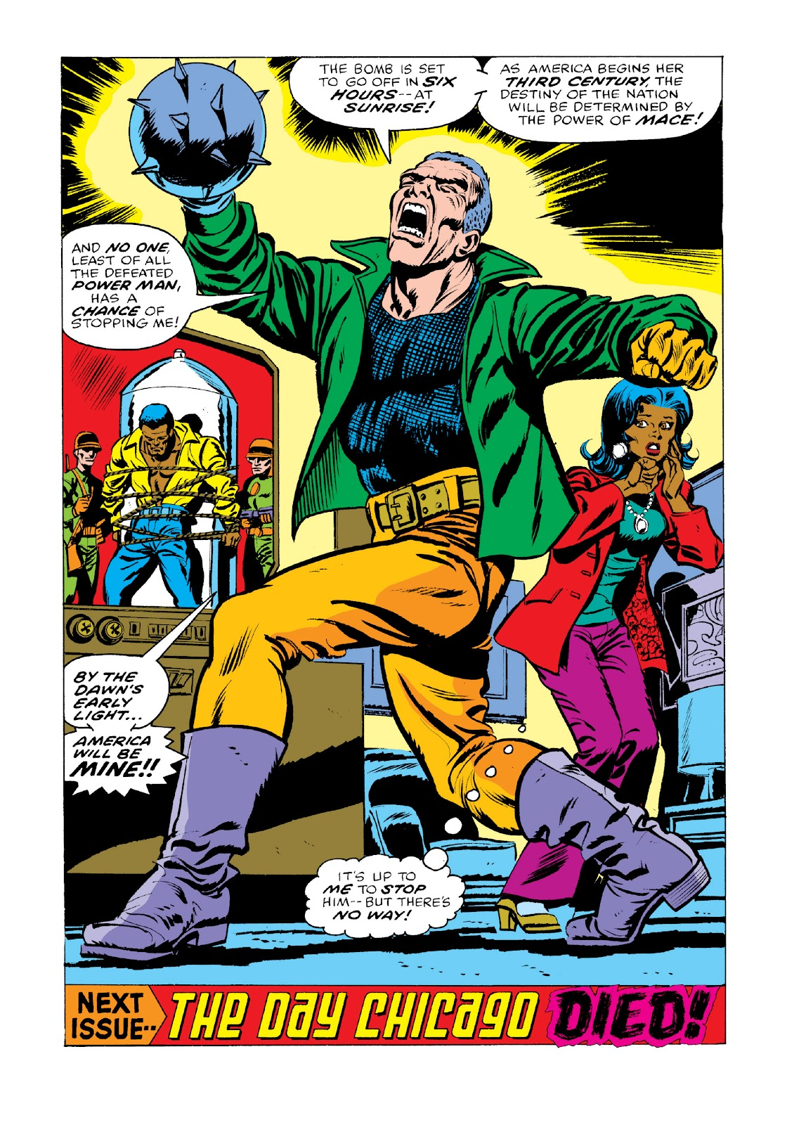 Read online Marvel Masterworks: Luke Cage, Power Man comic -  Issue # TPB 3 (Part 3) - 62