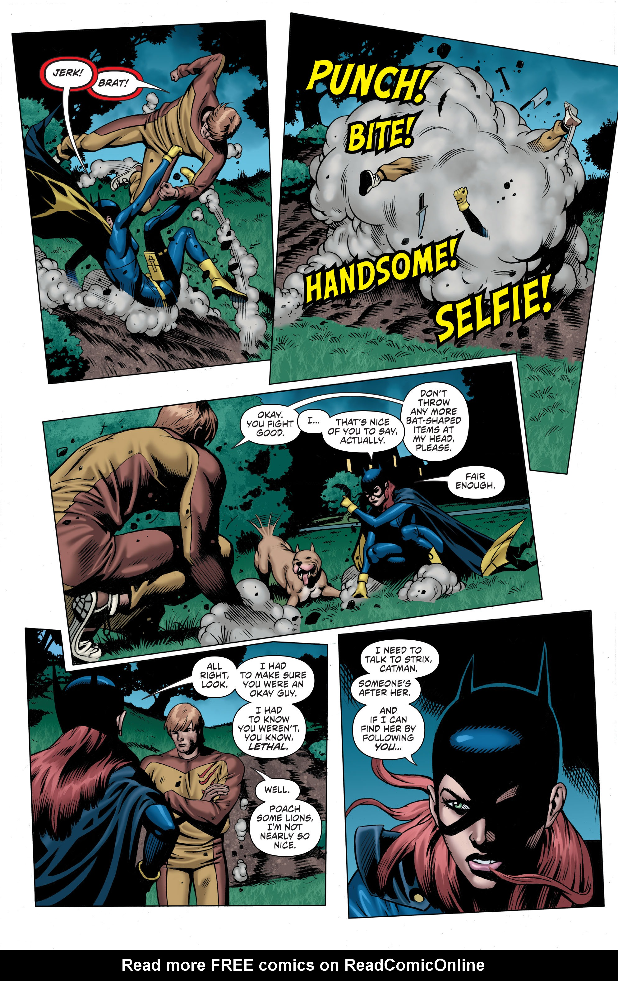 Read online Secret Six (2015) comic -  Issue #11 - 12