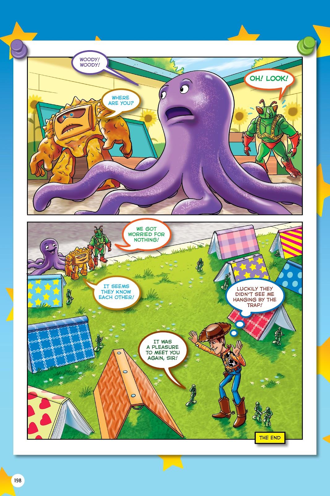 Read online DISNEY·PIXAR Toy Story Adventures comic -  Issue # TPB 1 (Part 2) - 98