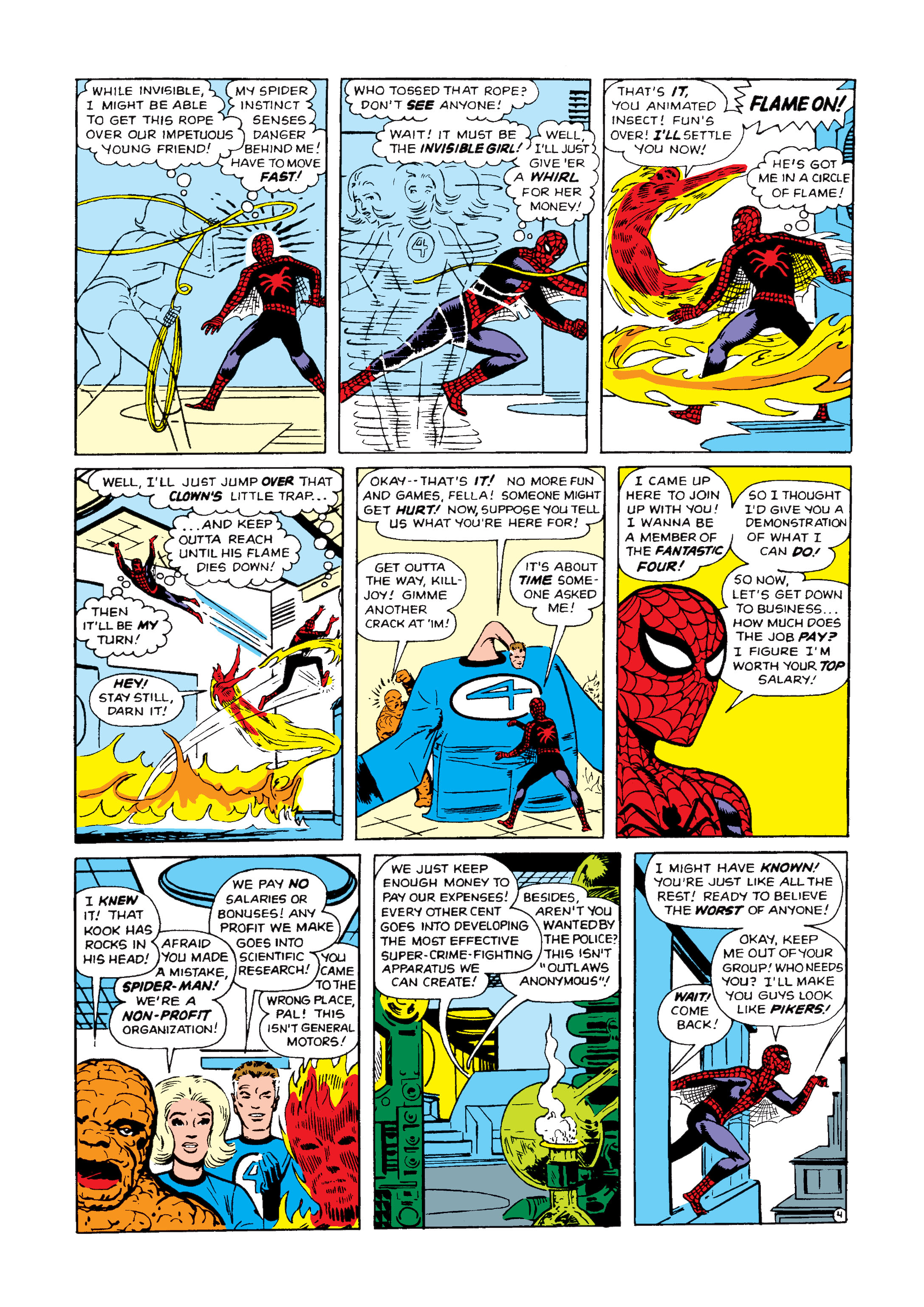 The Amazing Spider-Man (1963) 1 Page 18