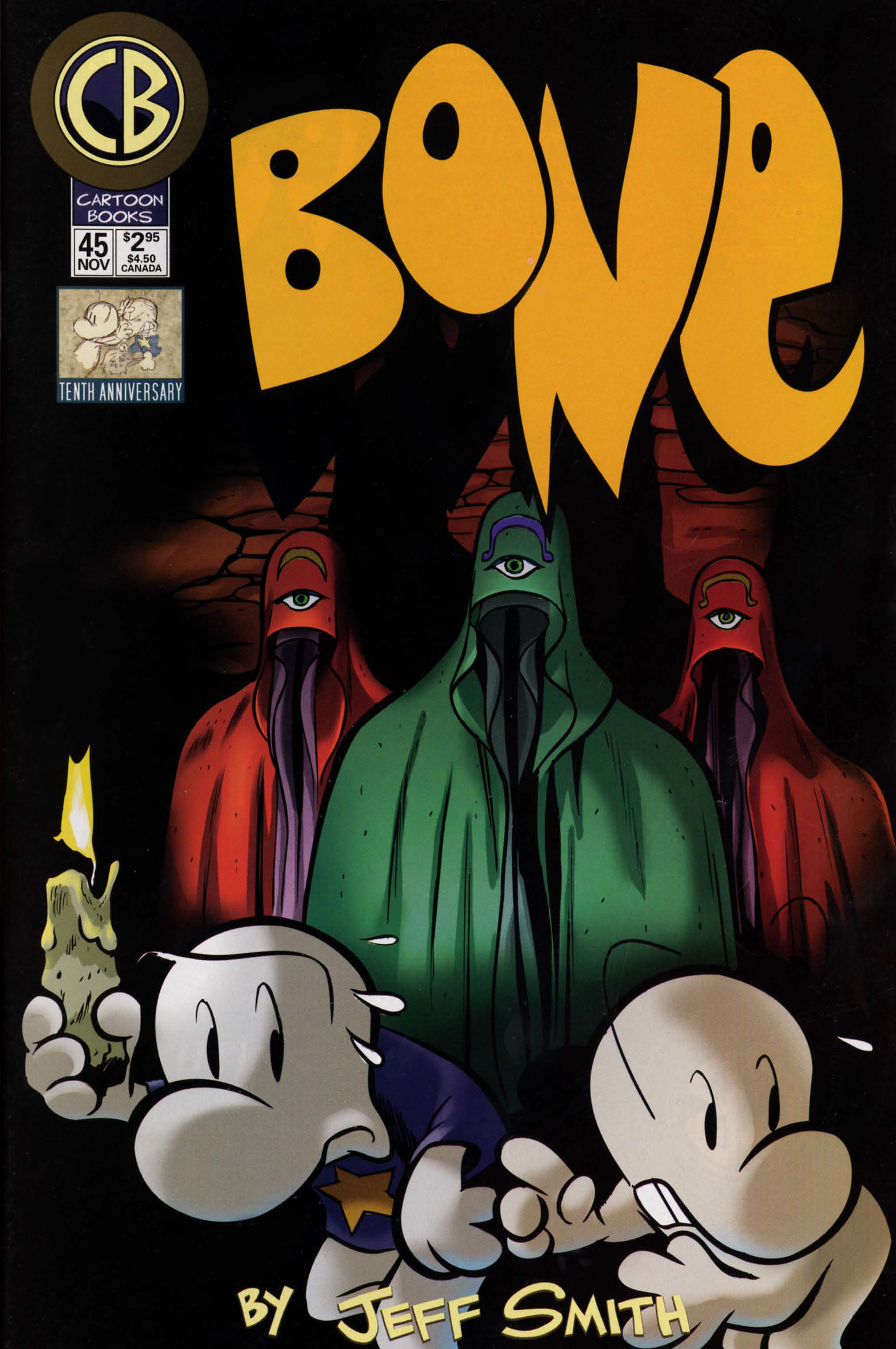 Bone 1991 Issue 45
