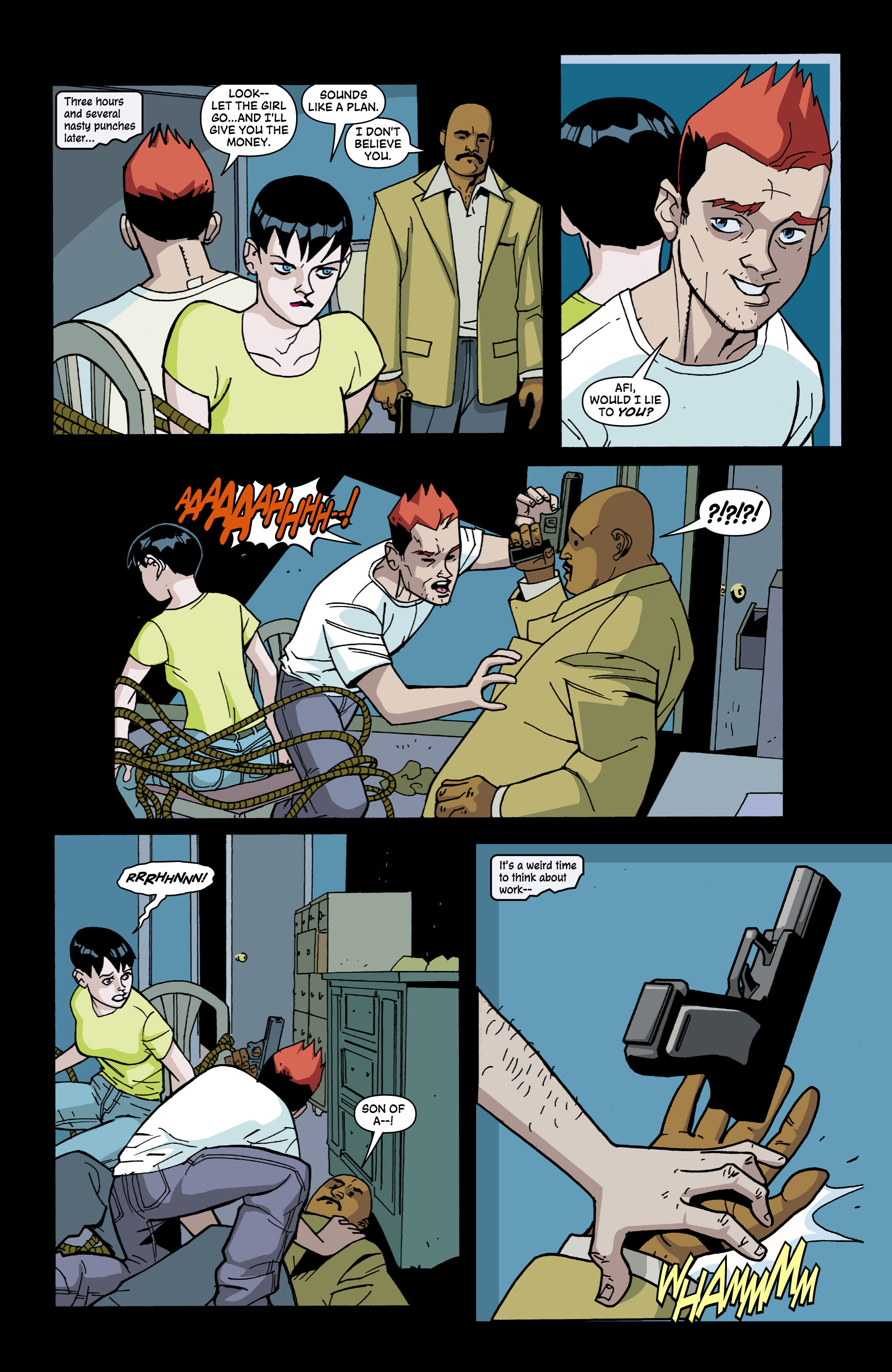 Read online Red Herring comic -  Issue #3 - 21
