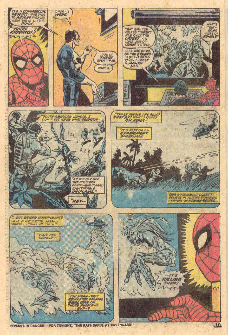 Giant-Size Spider-Man (1974) issue 4 - Page 9