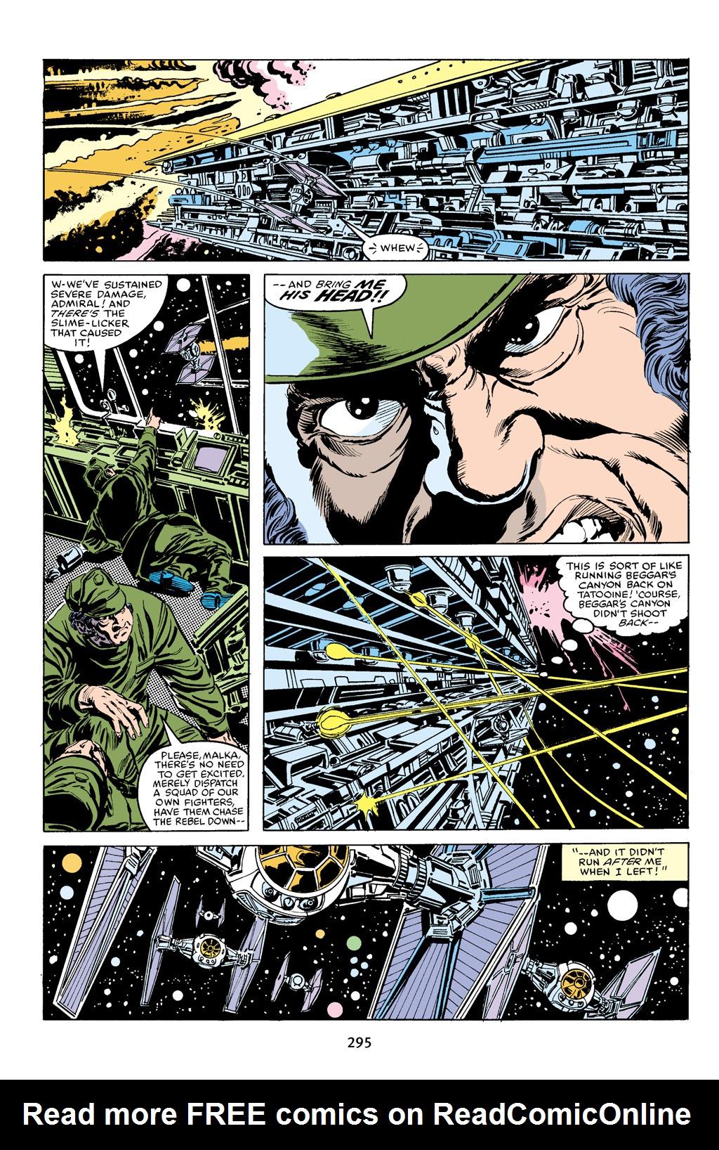 Read online Star Wars Omnibus comic -  Issue # Vol. 16 - 290