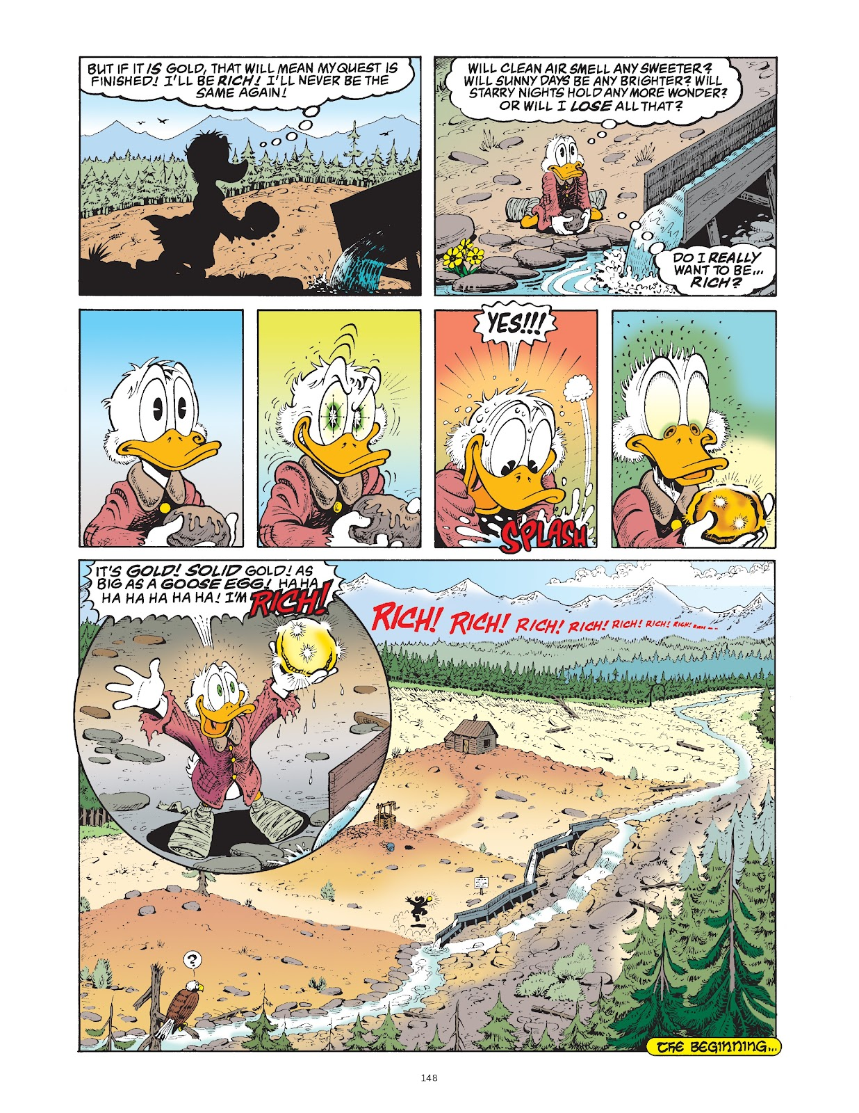 Read online The Complete Life and Times of Scrooge McDuck comic -  Issue # TPB 1 (Part 2) - 47