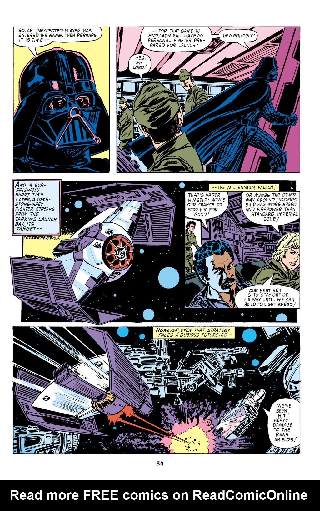 Read online Star Wars Omnibus comic -  Issue # Vol. 16 - 84