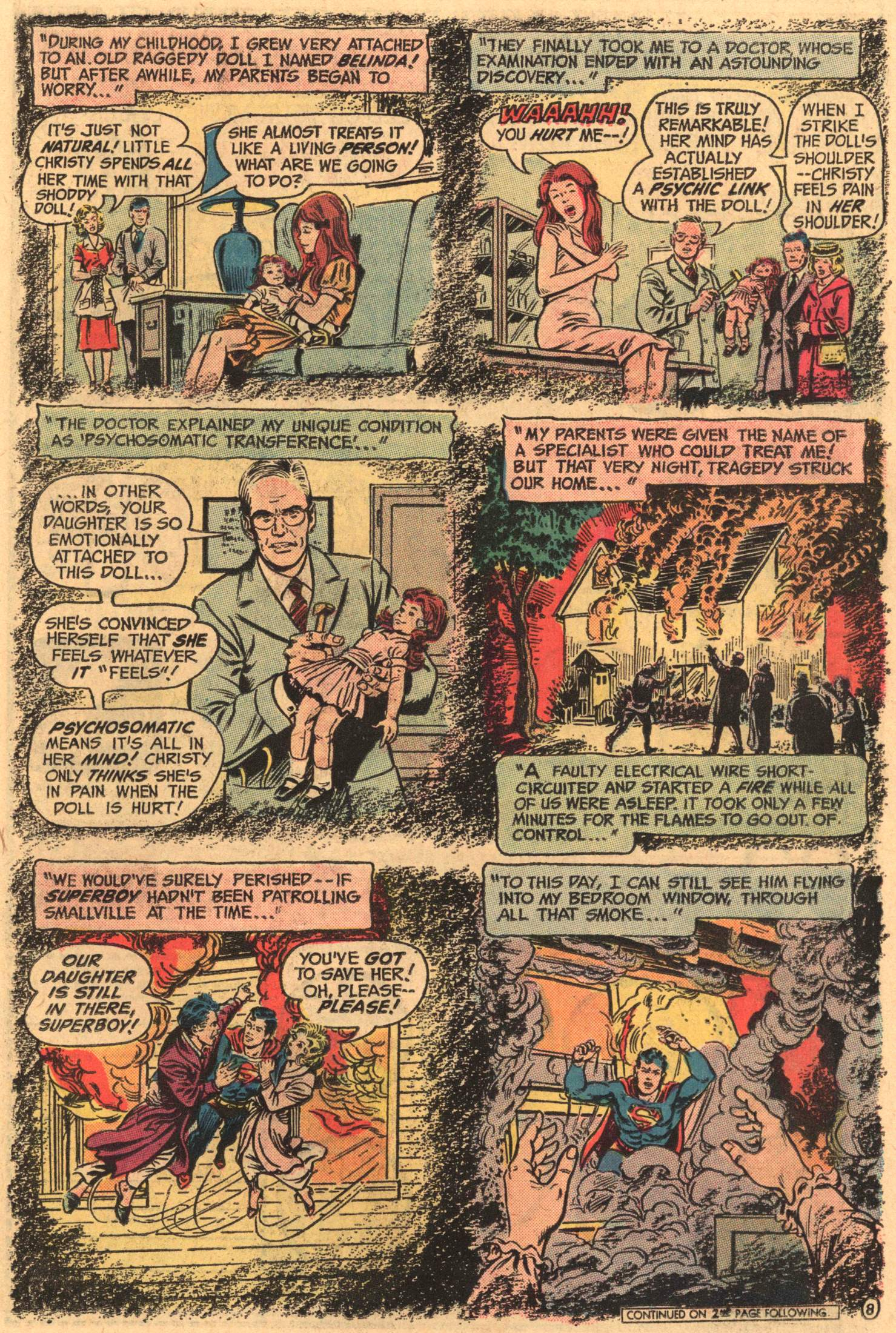 Read online Action Comics (1938) comic -  Issue #416 - 11