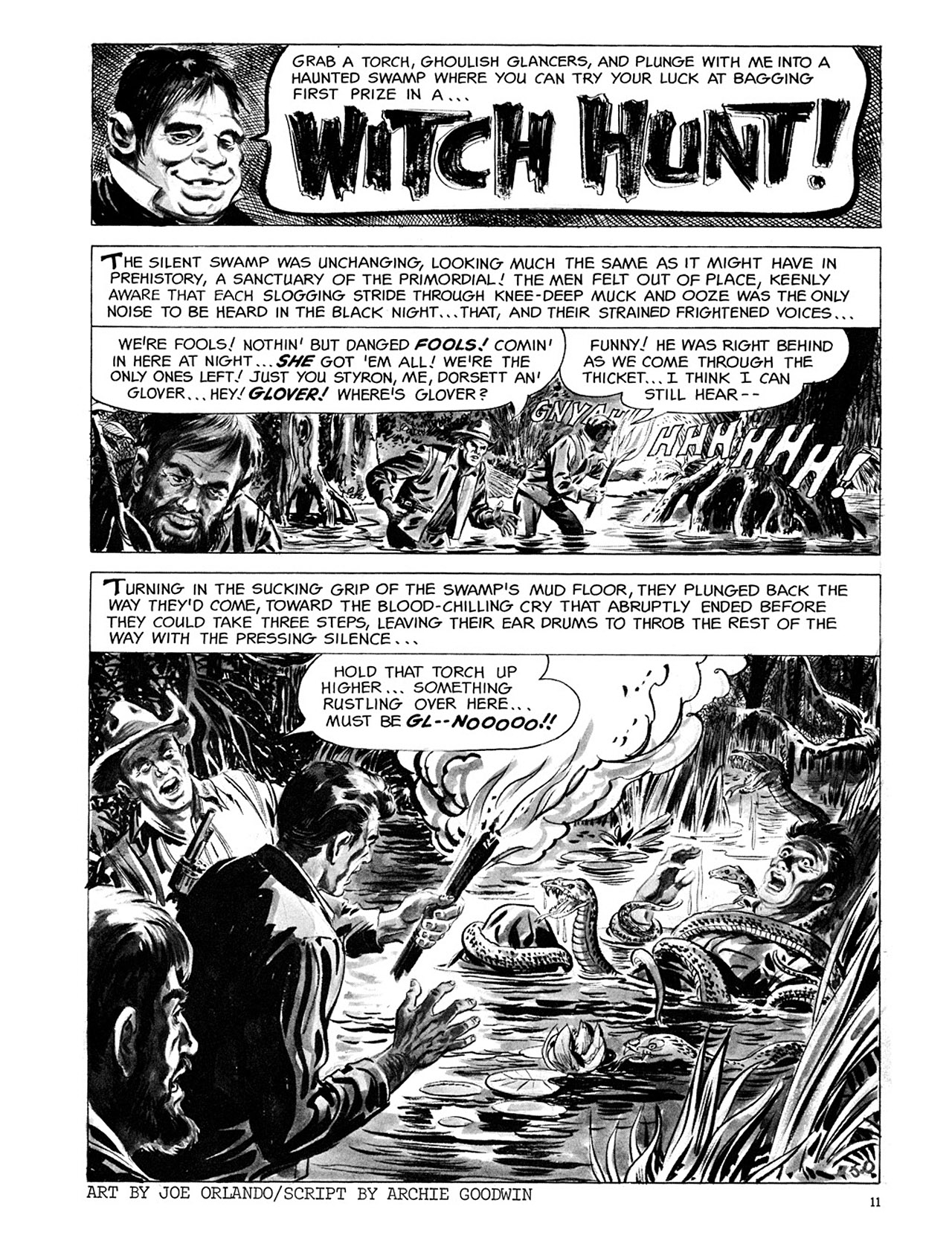 Read online Eerie Archives comic -  Issue # TPB 3 - 12