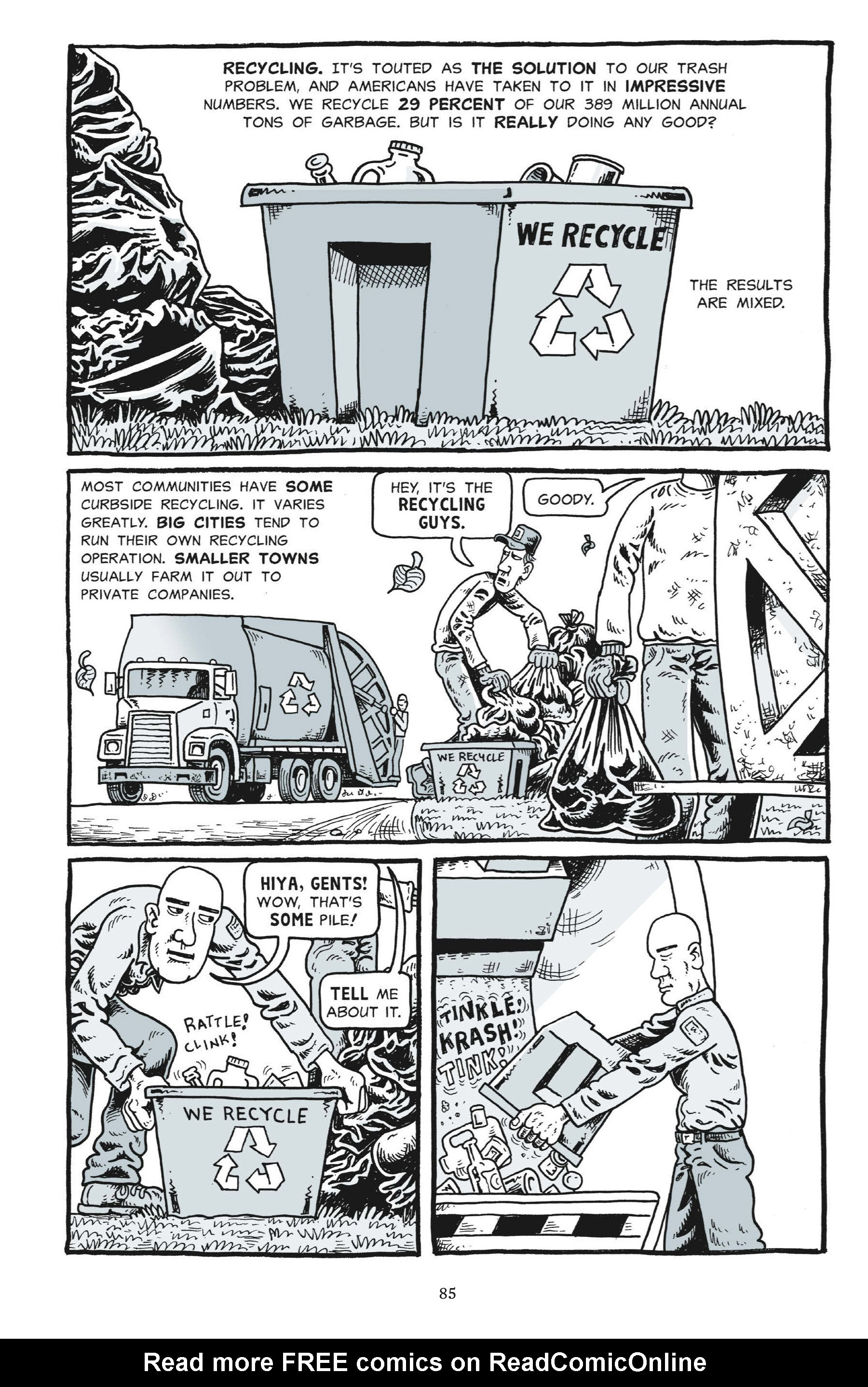 Read online Trashed comic -  Issue # Full - 84