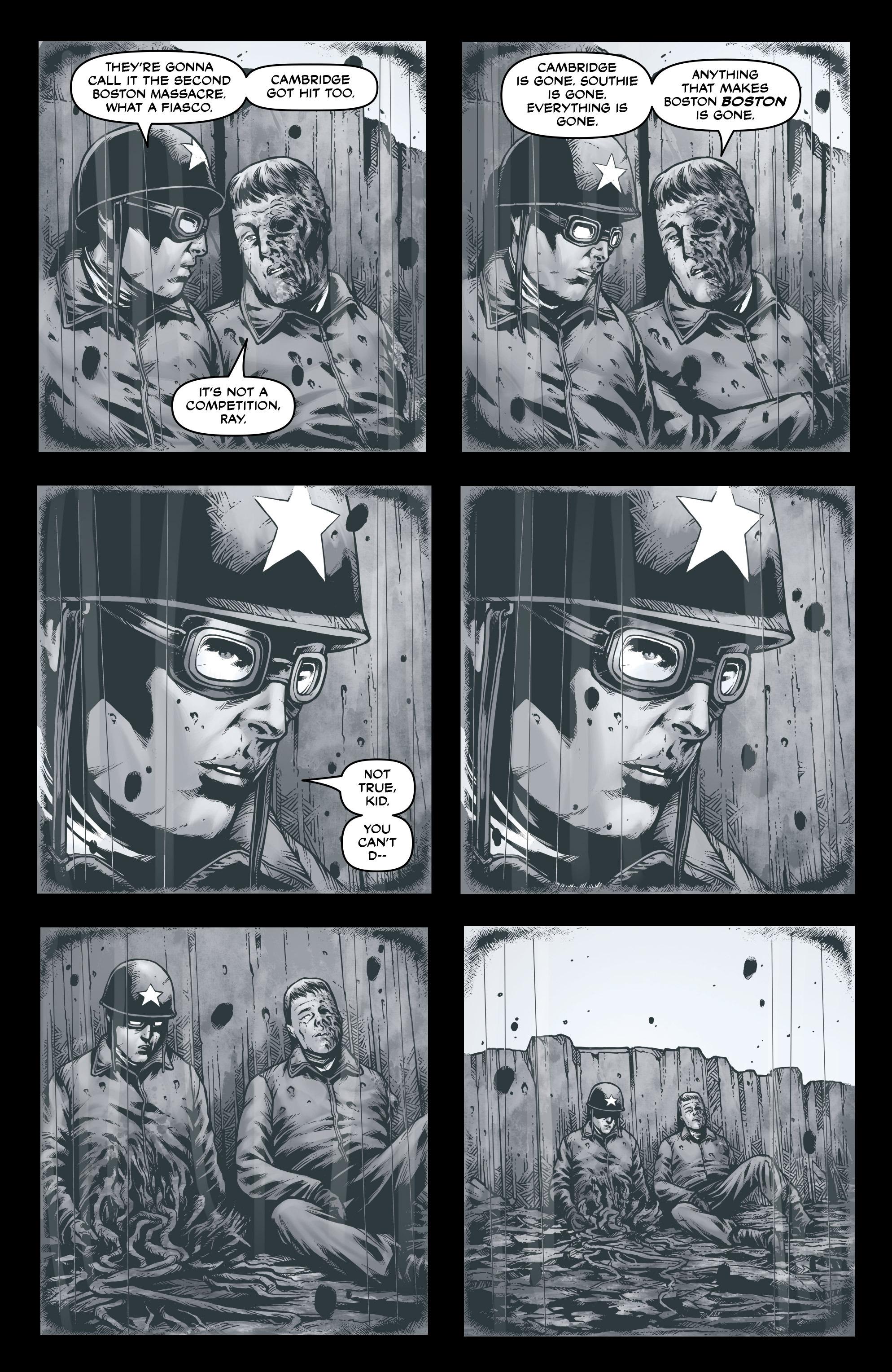 Read online Uber: Invasion comic -  Issue #2 - 11