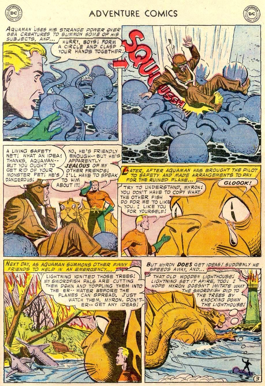 Read online Adventure Comics (1938) comic -  Issue #244 - 29