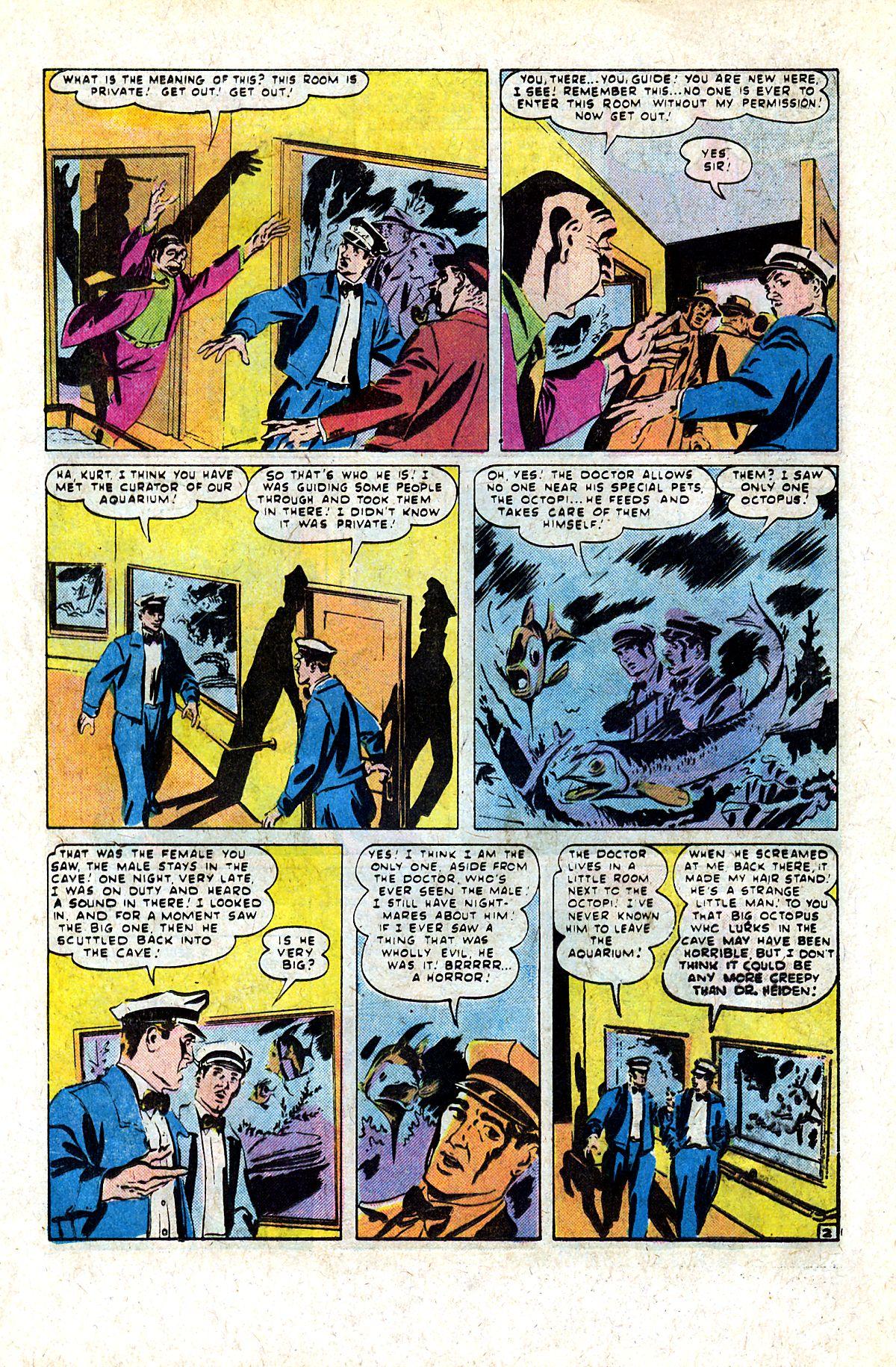 Read online Adventures into Weird Worlds comic -  Issue #9 - 8