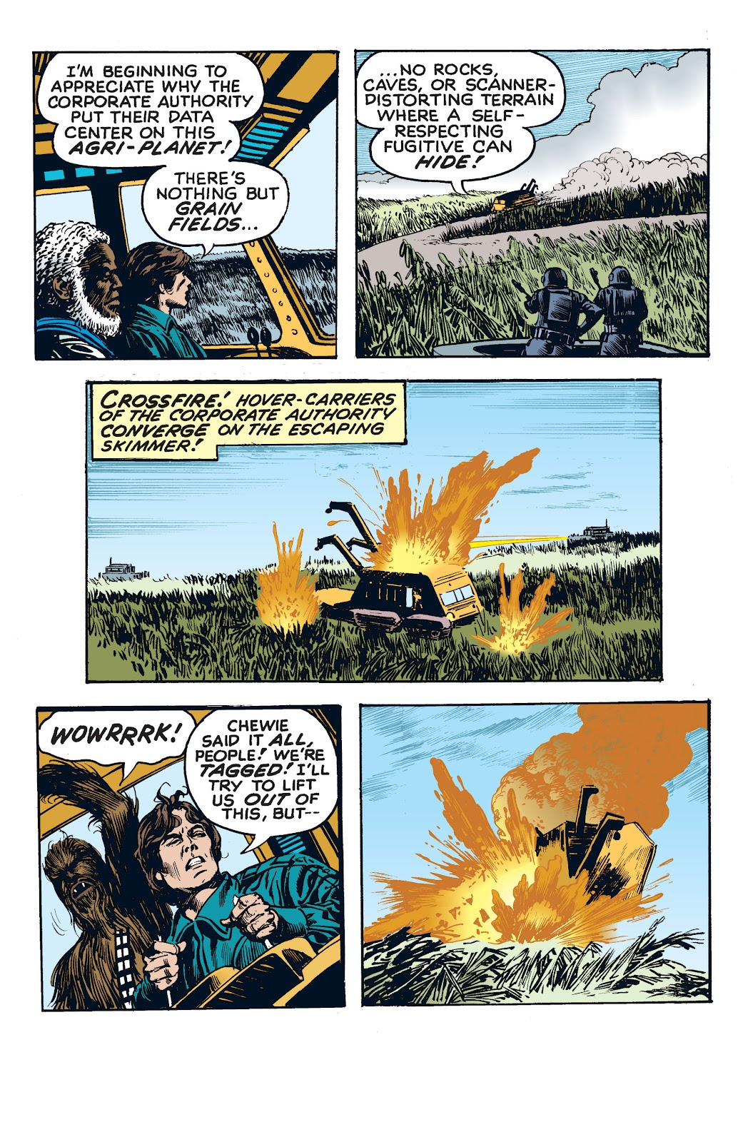 Read online Star Wars Legends: The Newspaper Strips - Epic Collection comic -  Issue # TPB (Part 4) - 34