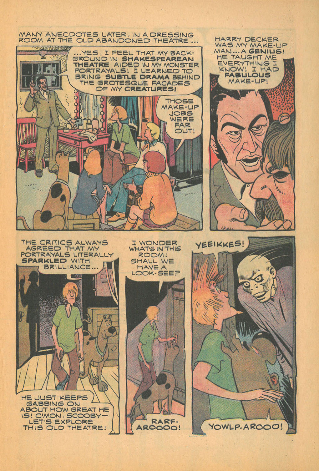 Read online Scooby-Doo... Mystery Comics comic -  Issue #21 - 5