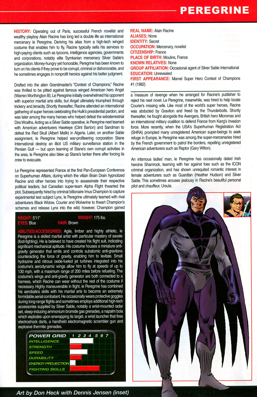 Read online All-New Official Handbook of the Marvel Universe A to Z: Update comic -  Issue #3 - 51