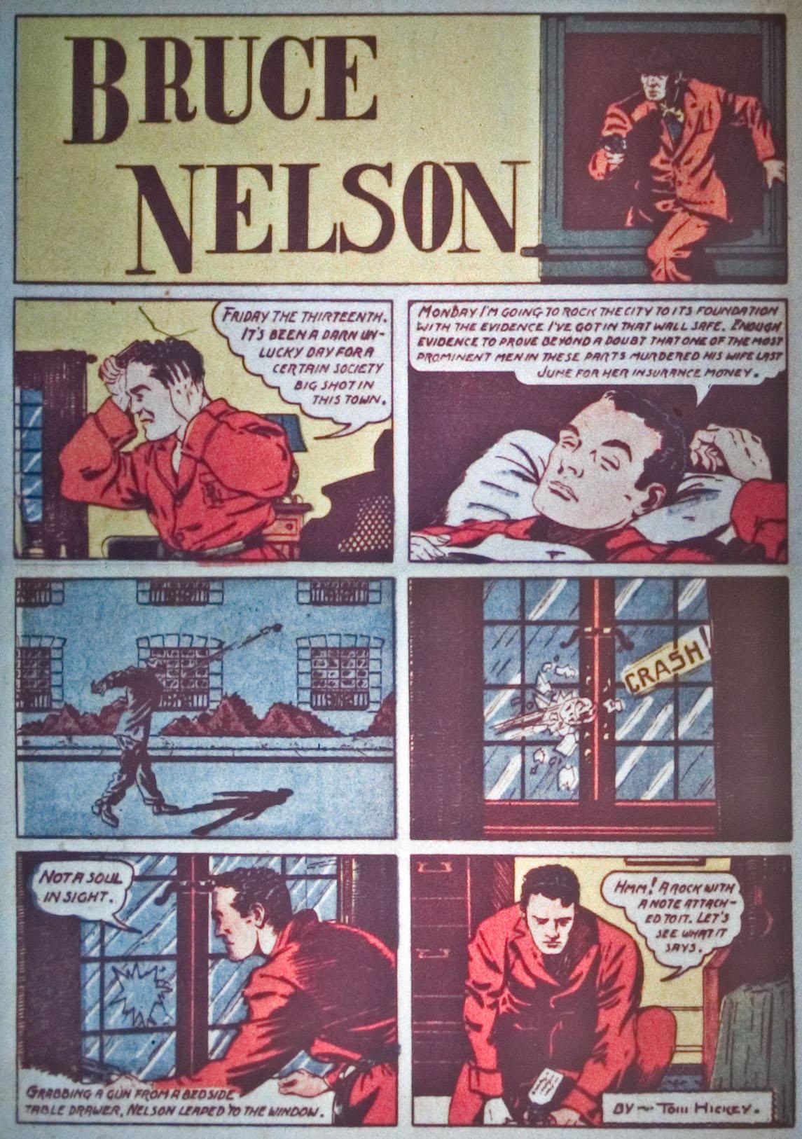 Read online Detective Comics (1937) comic -  Issue #31 - 42