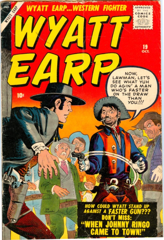 Wyatt Earp issue 19 - Page 1