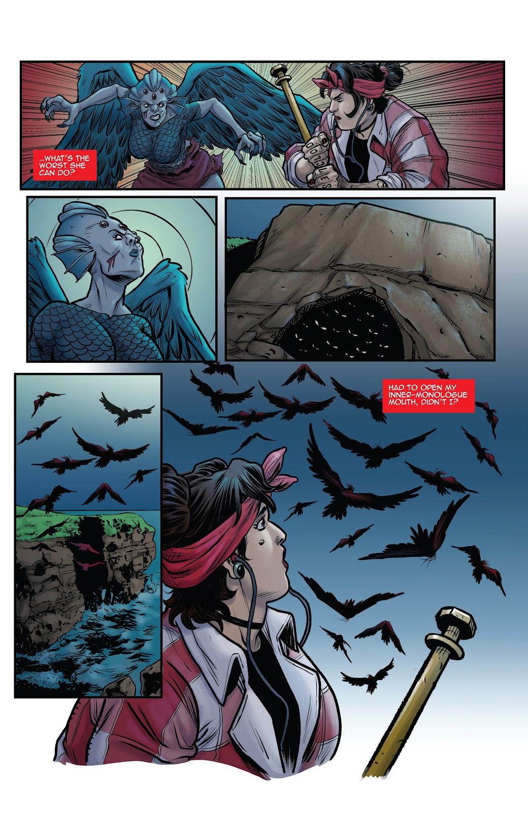 Read online Black Betty comic -  Issue #8 - 12